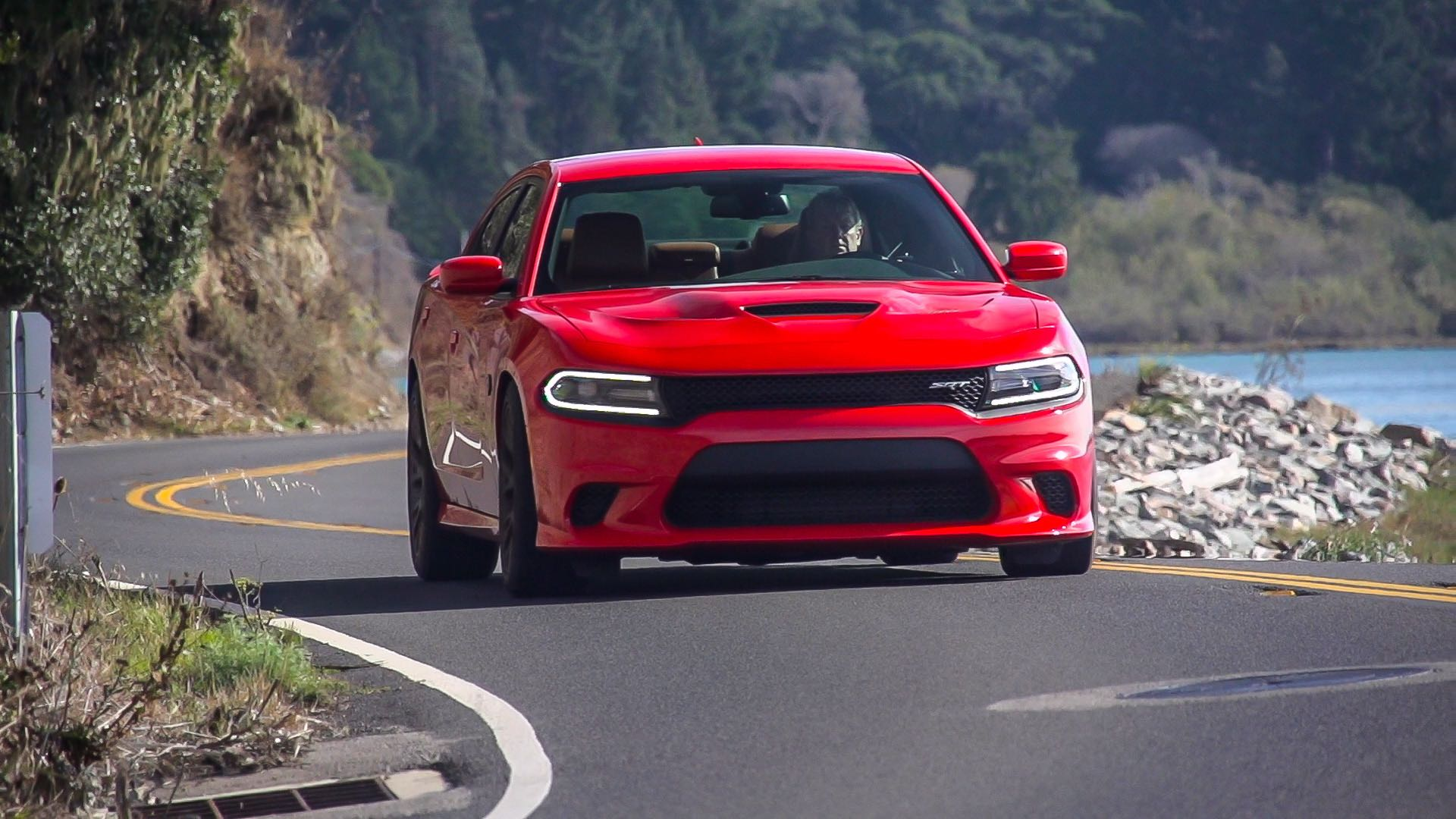 Dodge Charger Srt Hellcat Review Caradvice