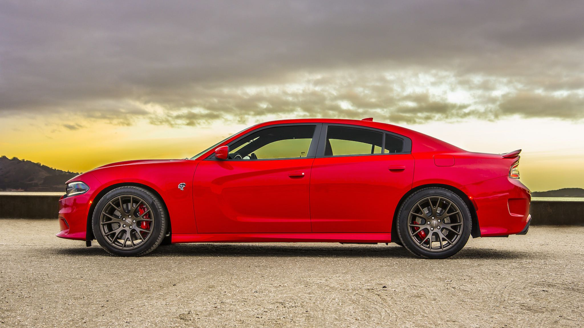Dodge Charger SRT Hellcat Review - photos | CarAdvice