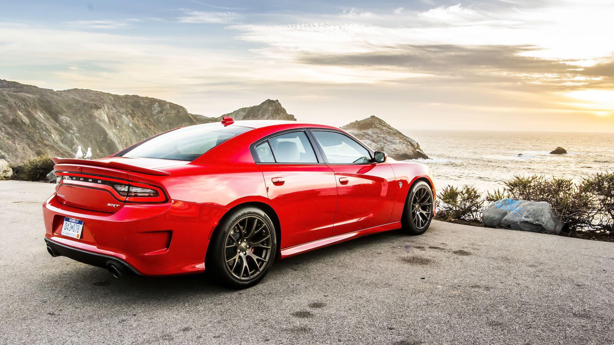 Challenger Srt Hellcat >> Dodge Charger SRT Hellcat Review | CarAdvice