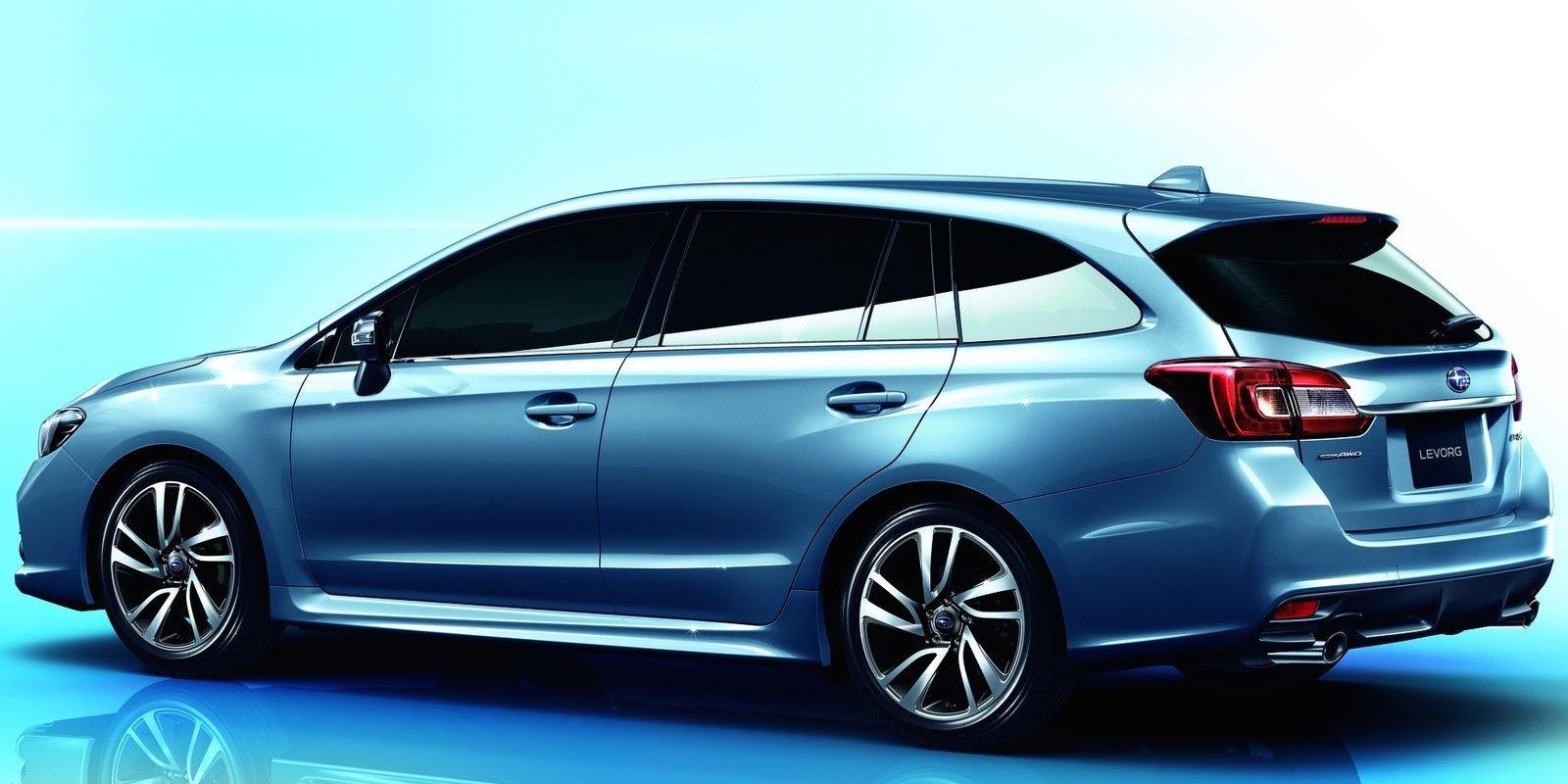 2015 Subaru New Cars - photos   CarAdvice