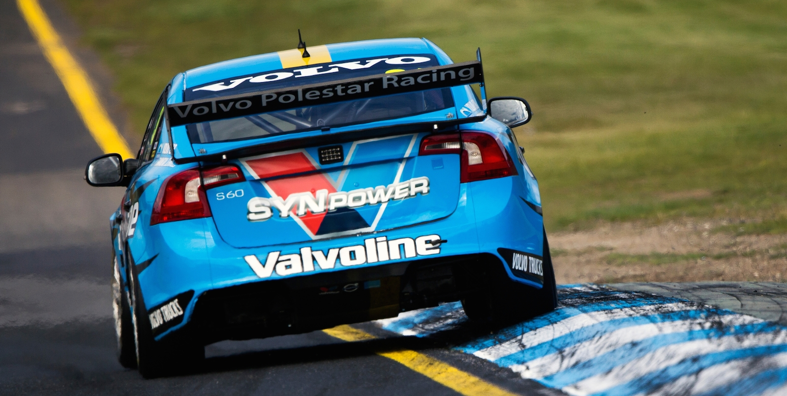 Volvo's motorsport future in doubt : Australian division uncommitted
