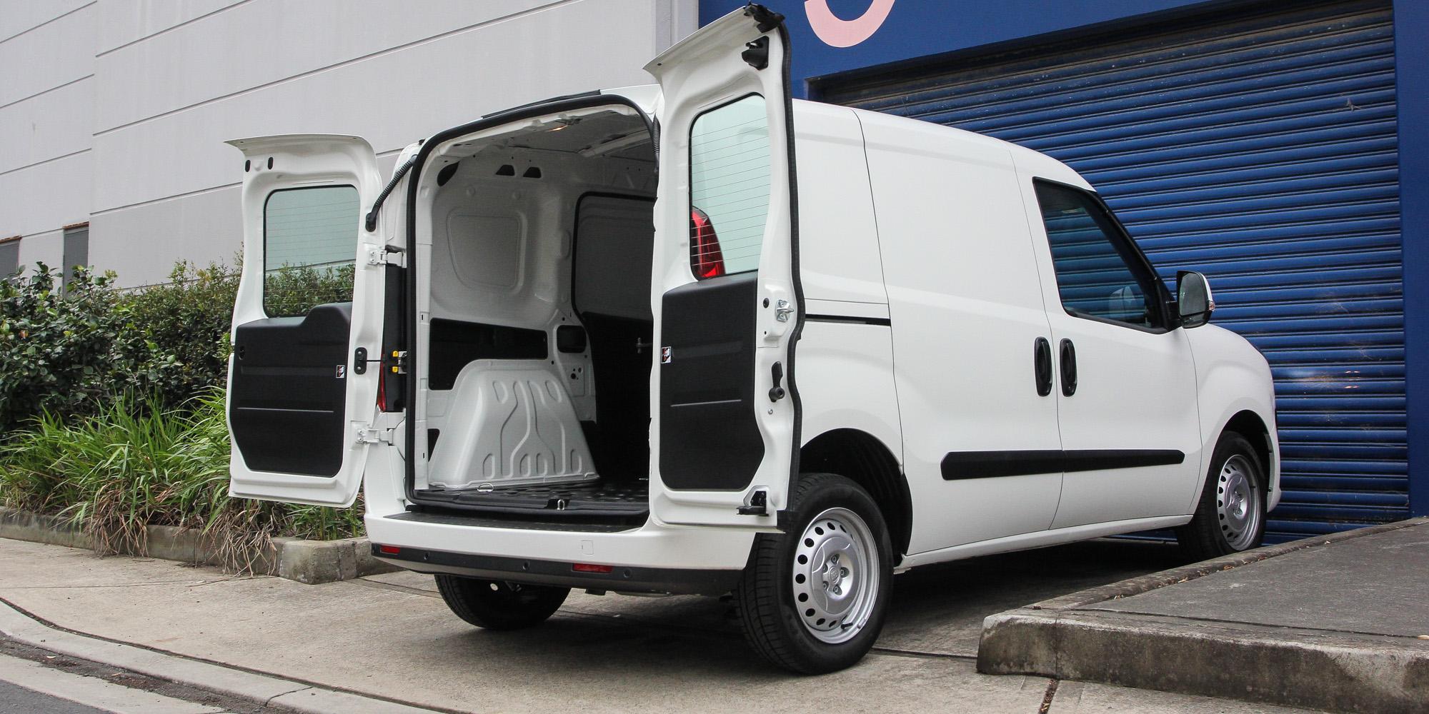 Fiat Doblo V Citroen Berlingo Small Van Comparison Test