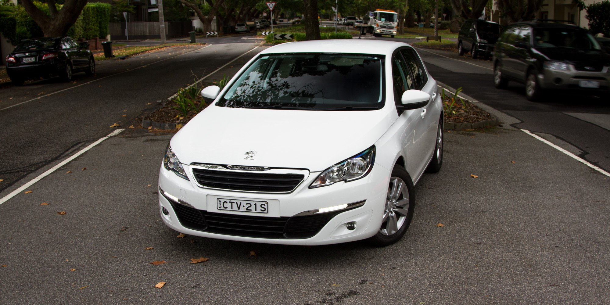 2015 Peugeot 308 Active Review - photos | CarAdvice