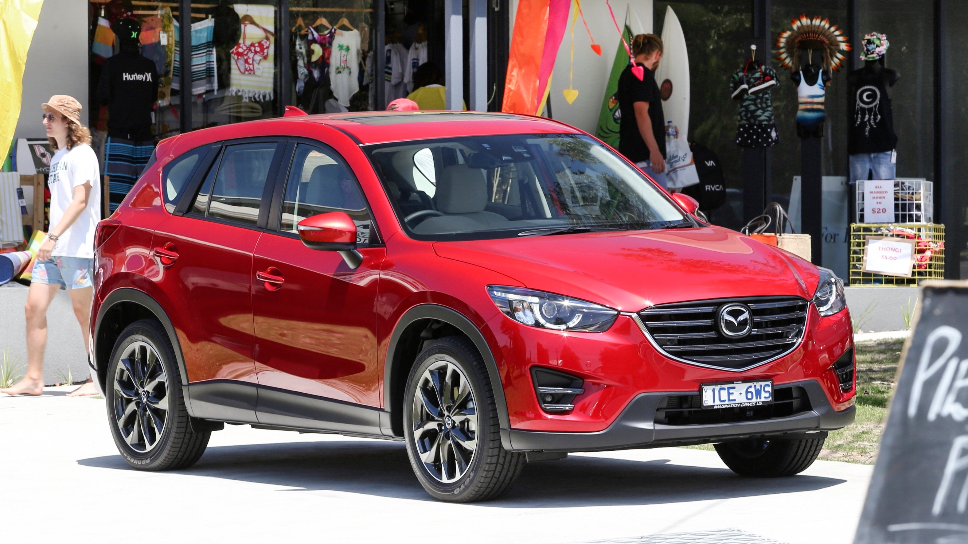 2015 mazda cx 5 pricing and specifications photos caradvice. Black Bedroom Furniture Sets. Home Design Ideas