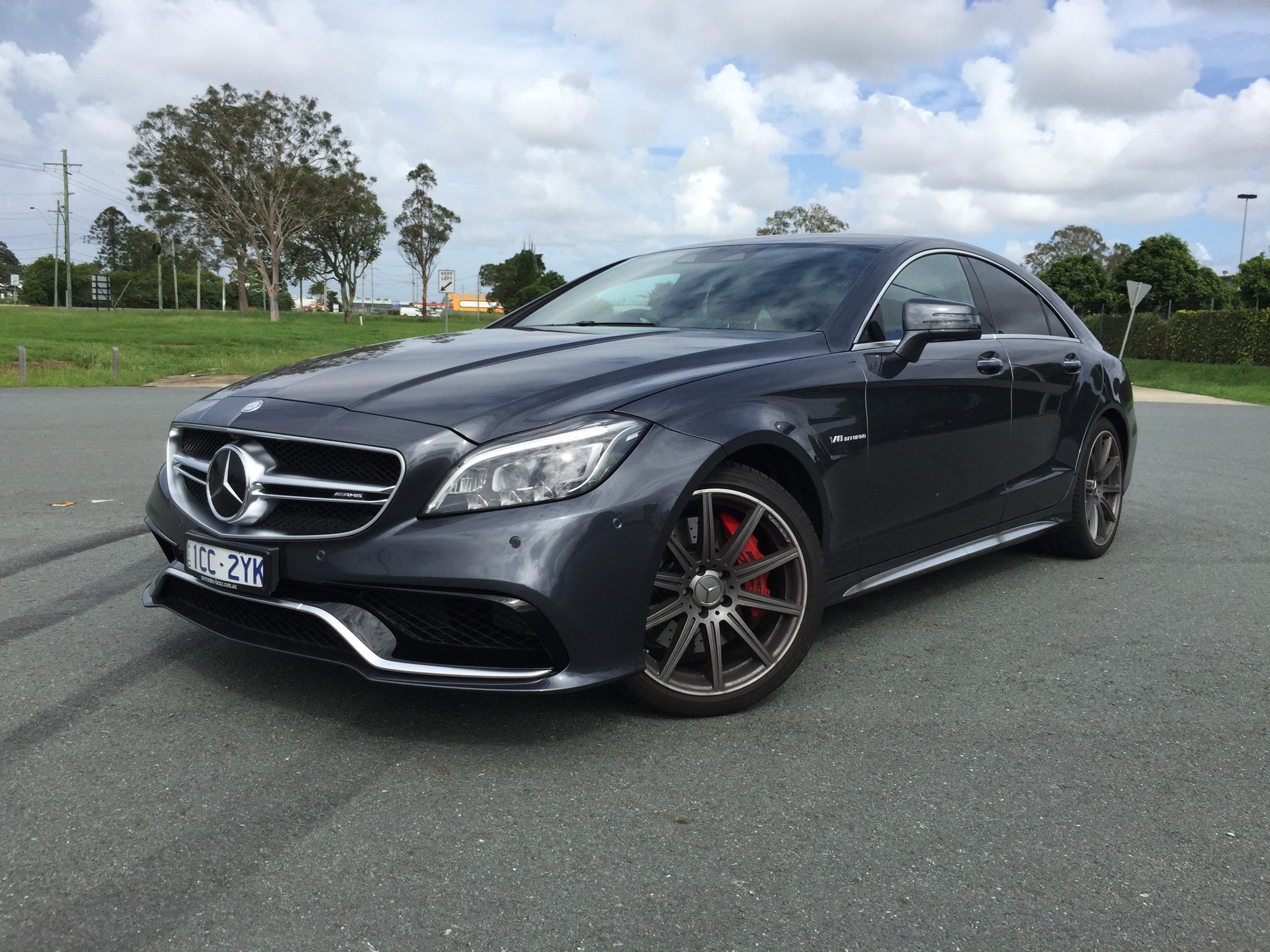2015 mercedes benz cls 63 amg s review caradvice for Mercedes benz s 63 amg