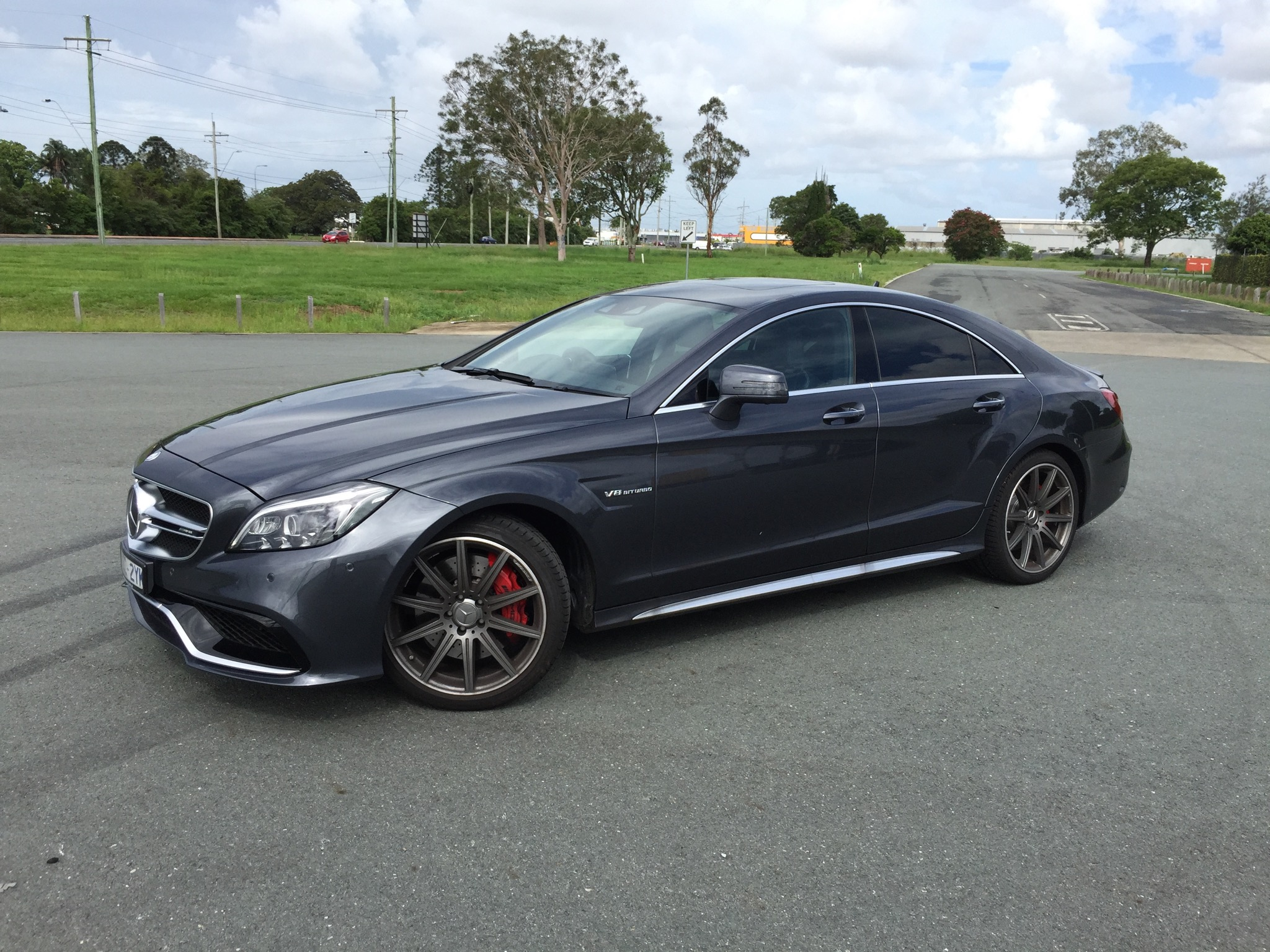2015 Mercedes Benz Cls 63 Amg S Review Caradvice