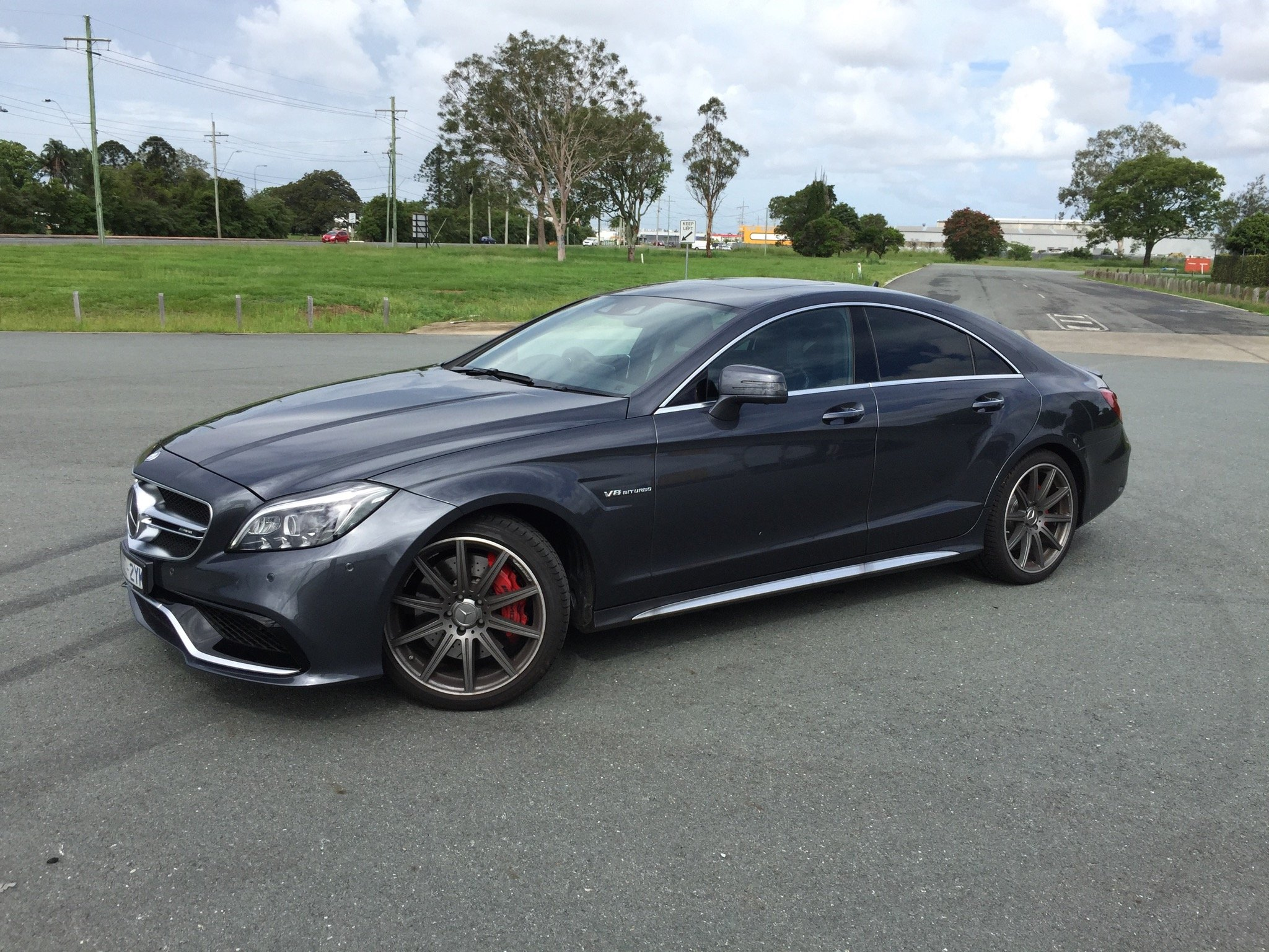 2015 mercedes benz cls 63 amg s review caradvice for Mercedes benz amg cls