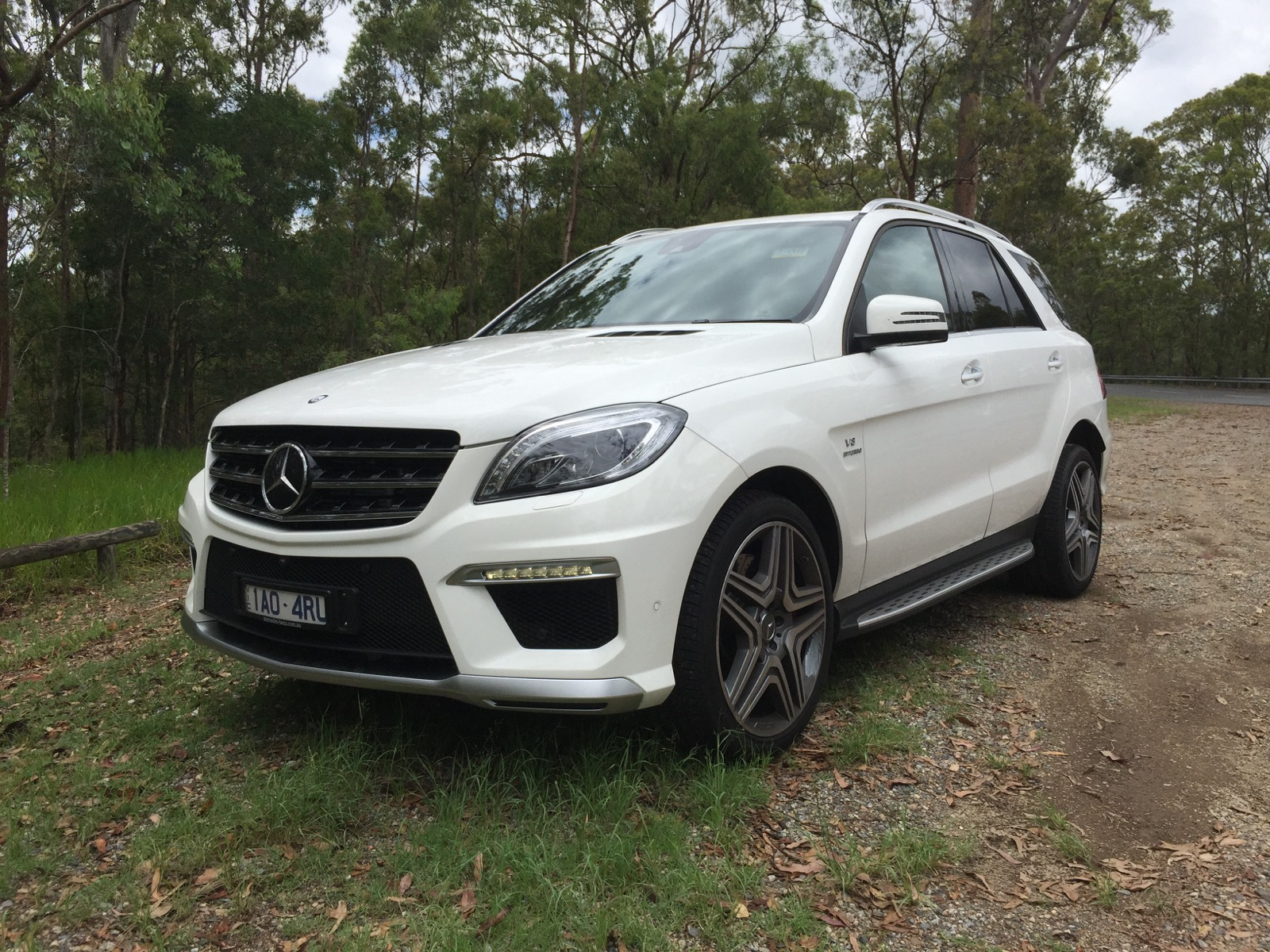 2015 mercedes benz ml63 amg review caradvice