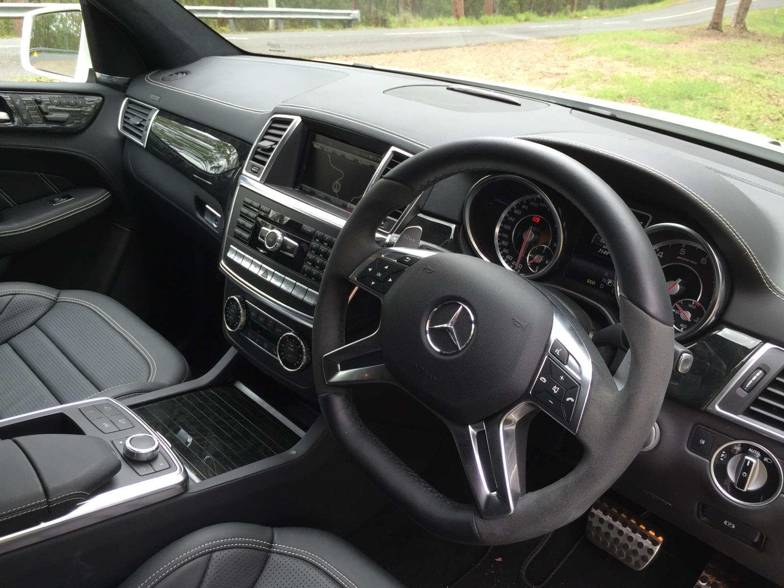 2015 Mercedes Benz Ml63 Amg Review Photos Caradvice