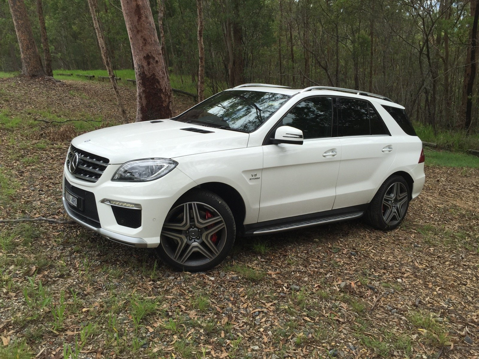2015 mercedes benz ml63 amg review caradvice. Black Bedroom Furniture Sets. Home Design Ideas