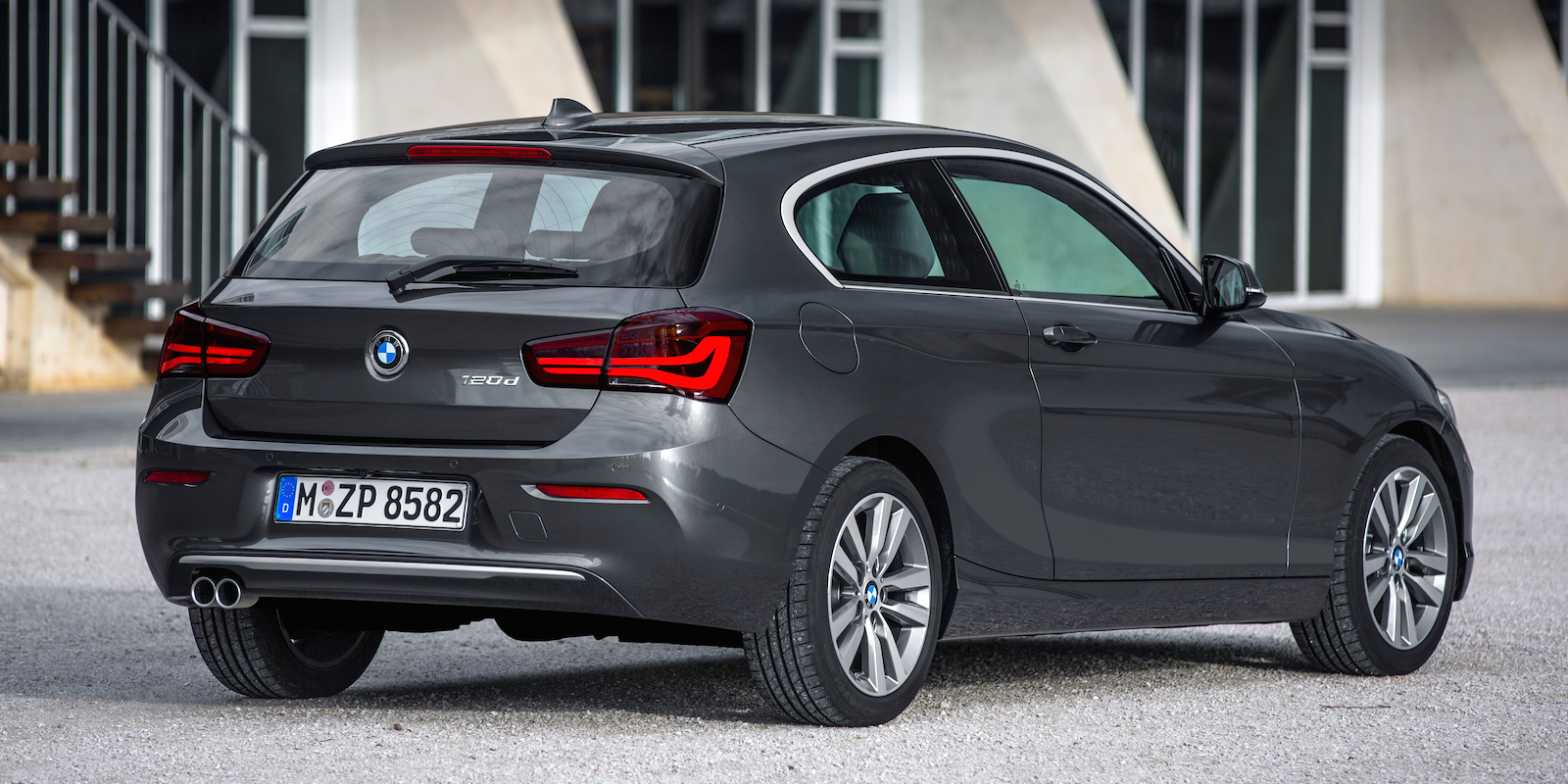 2015 Bmw 1 Series Fresh Looks Three Cylinder Engines For Updated Small Car Photos Caradvice