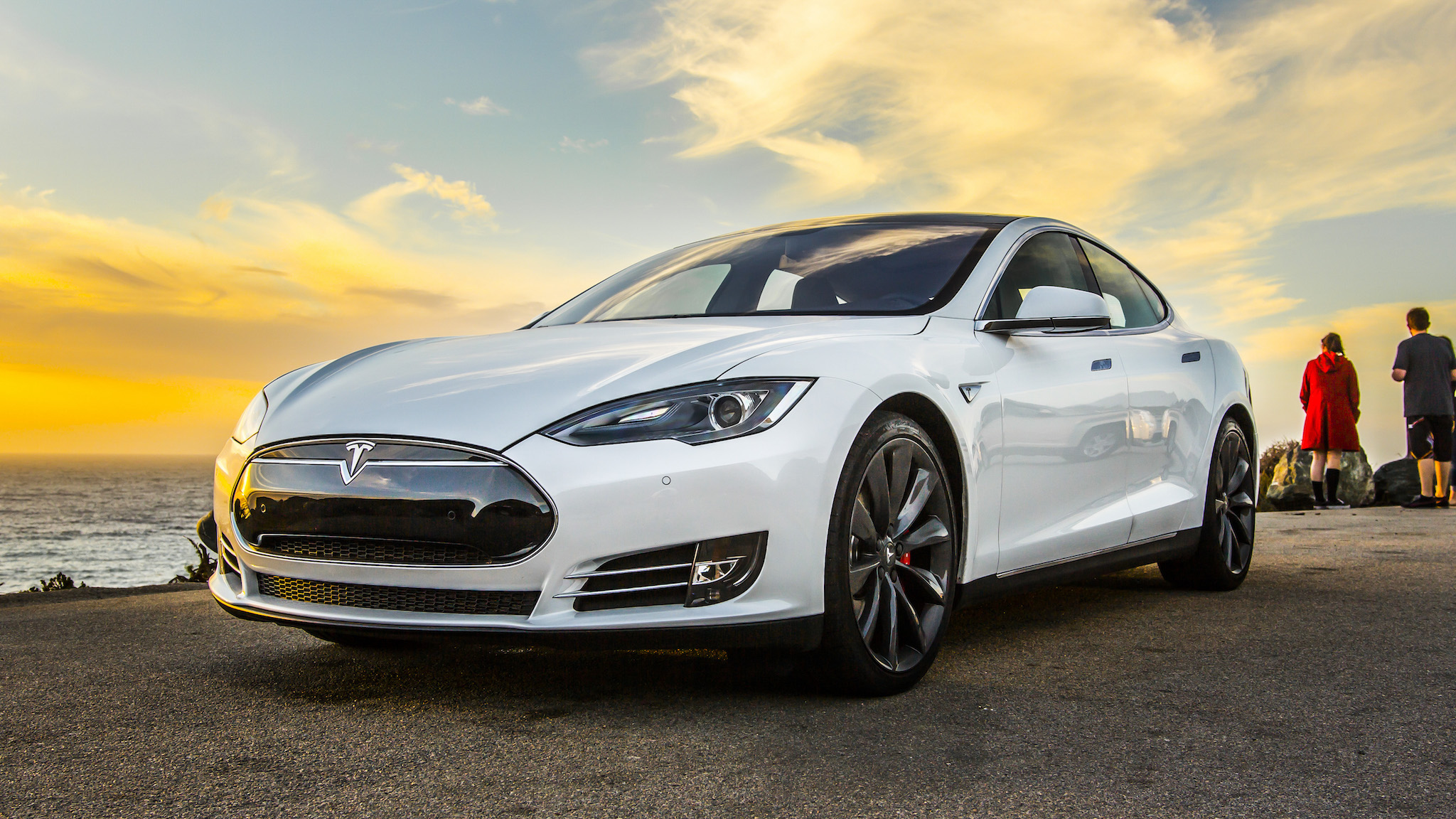 Tesla S Dealership Free Model To Change Local Landscape Photos Caradvice