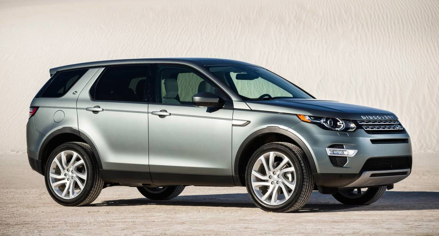Land Rover Discovery Sport Pricing And Specifications