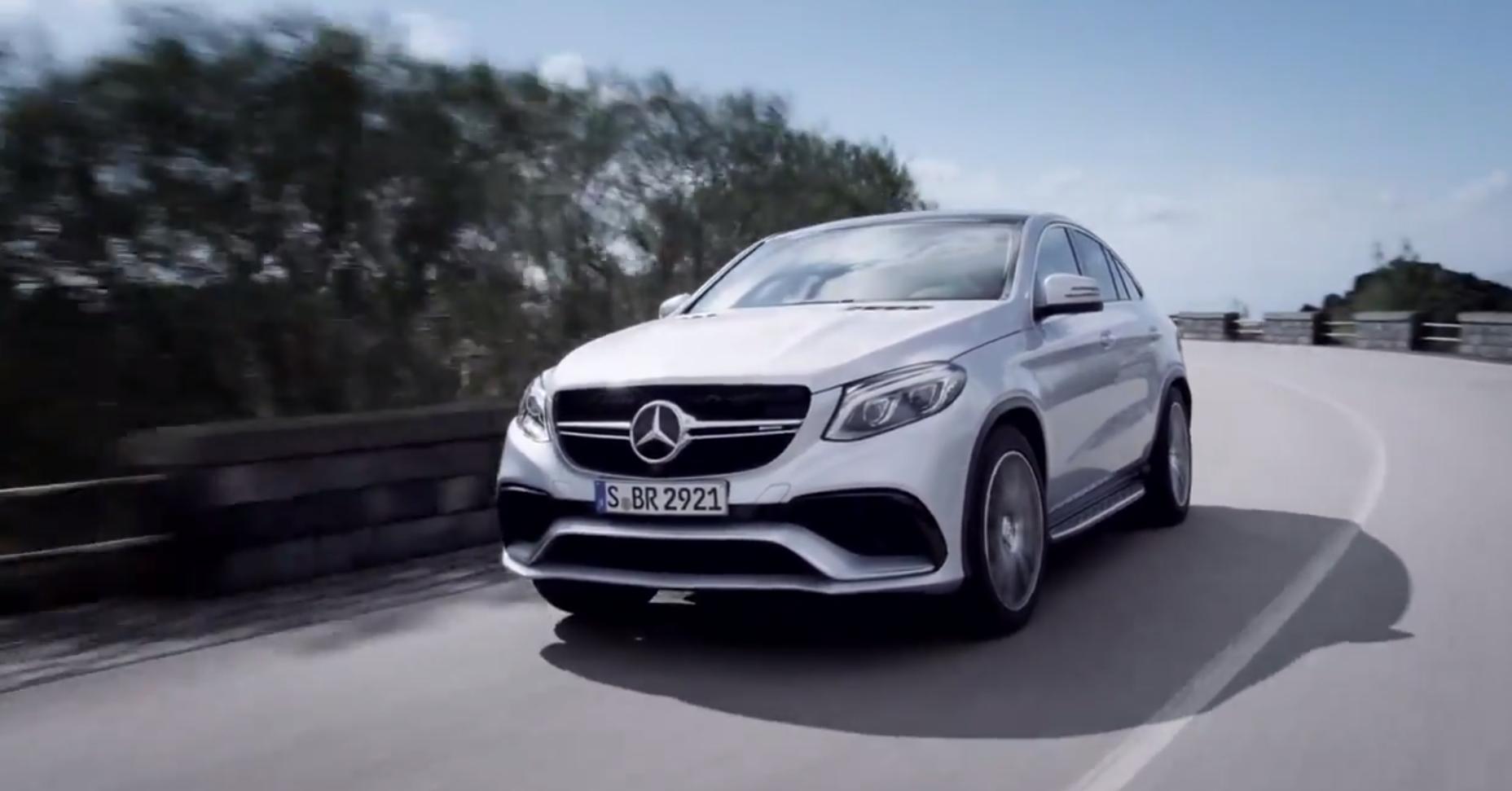 Mercedes Gle Coupe >> Mercedes-AMG GLE 63 Coupe revealed - photos | CarAdvice