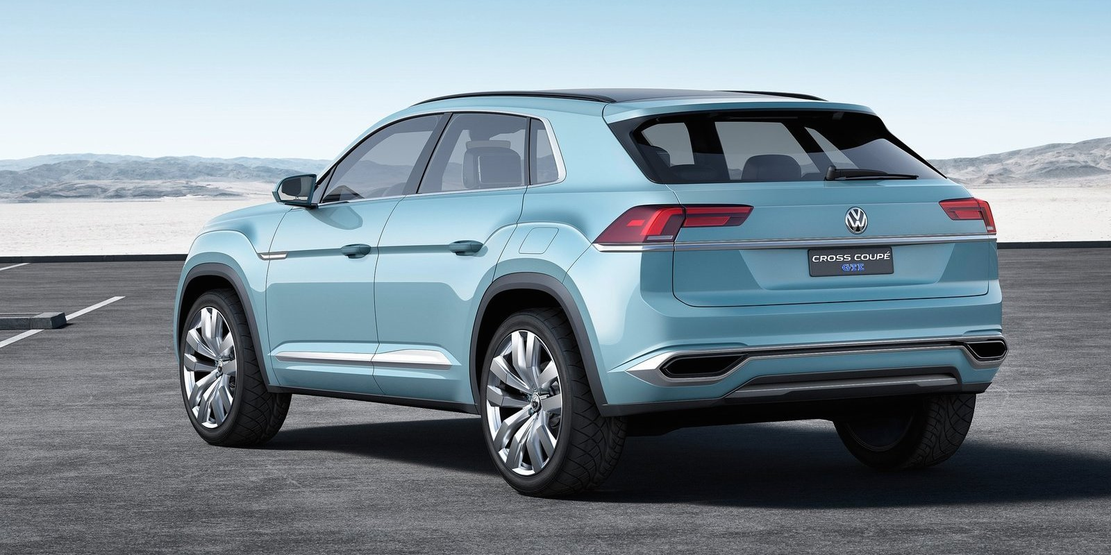 Volkswagen Australia Confirms New Suvs Cross Coupe Sub Tiguan Suv Coming Photos Caradvice