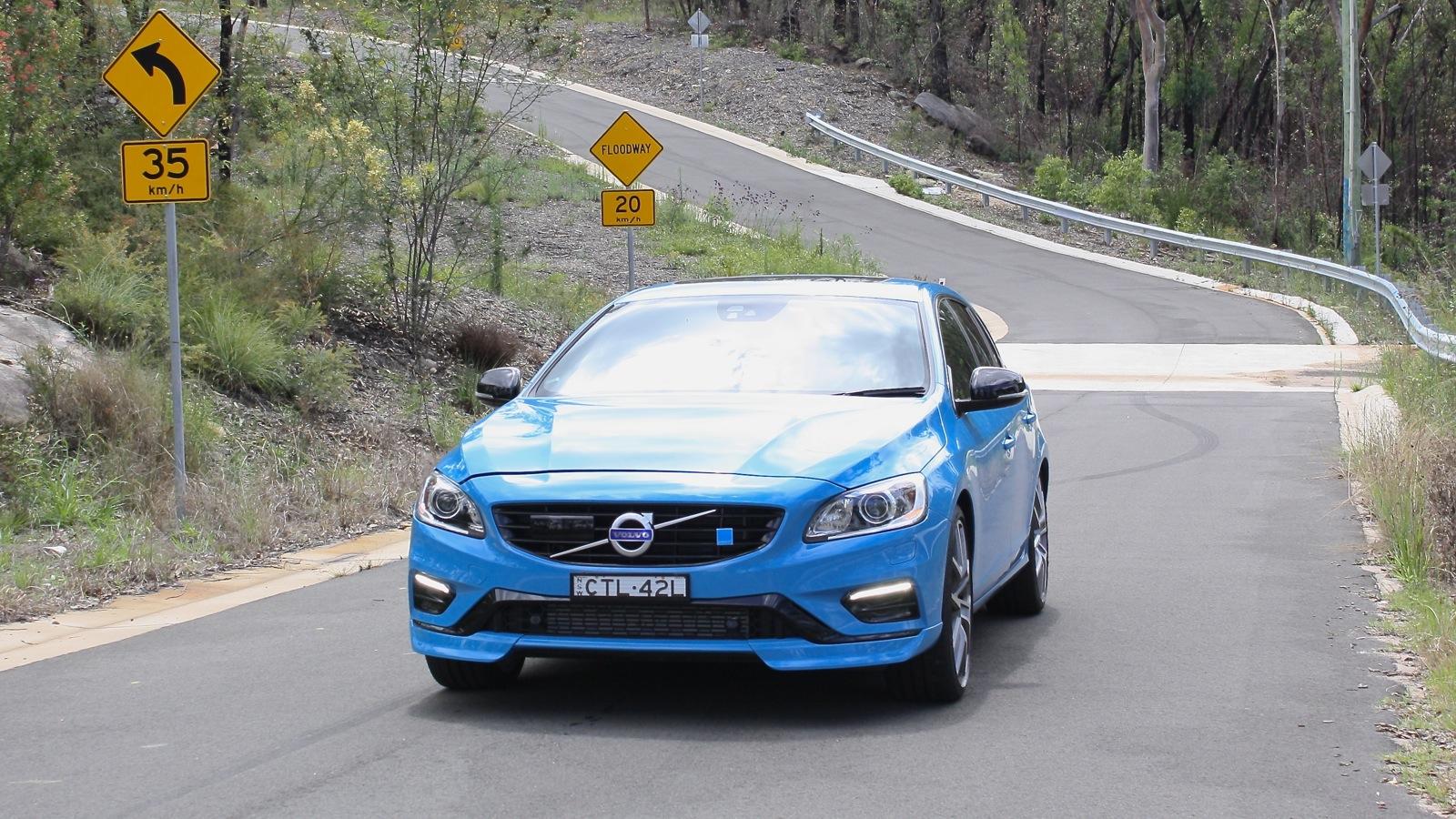2015 Volvo V60 Polestar Review | CarAdvice