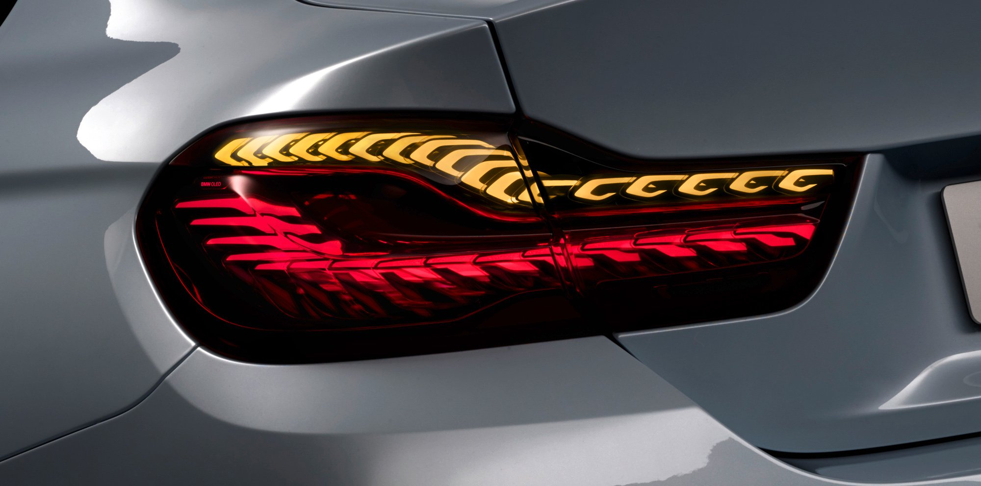 Bmw M4 Iconic Lights Concept Debuts Laser Headlights With
