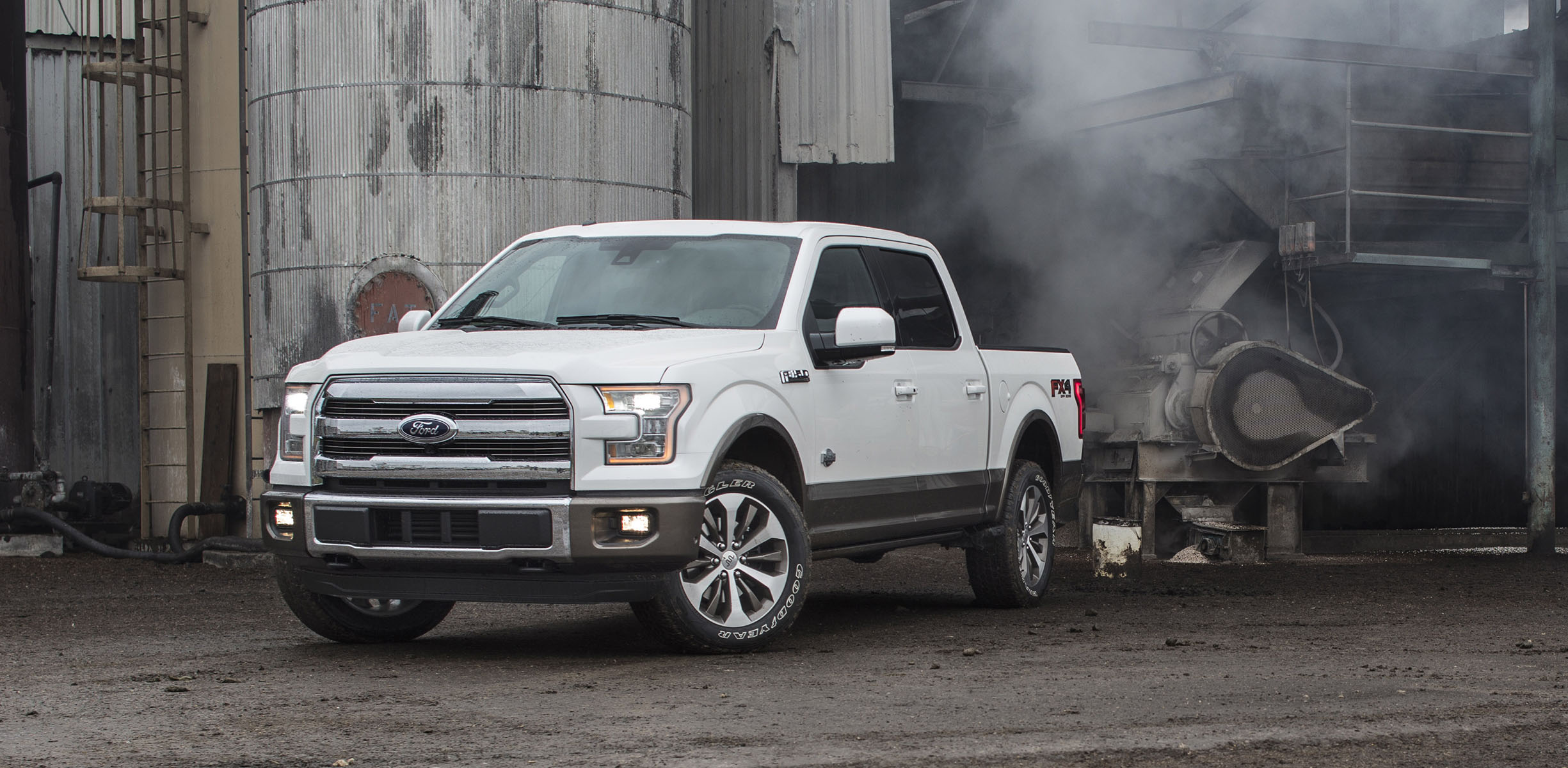 ford unlikely to start making aluminium cars despite f 150 move photos. Black Bedroom Furniture Sets. Home Design Ideas