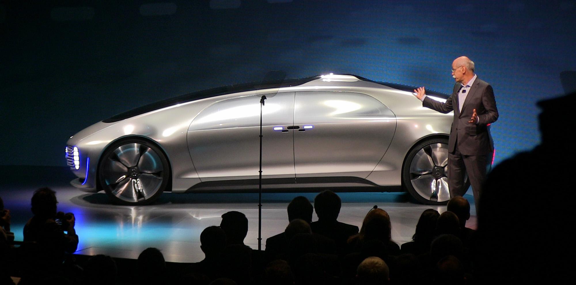 Mercedes F 015 >> Mercedes-Benz F015 Luxury in Motion autonomous concept unveiled at CES - photos | CarAdvice
