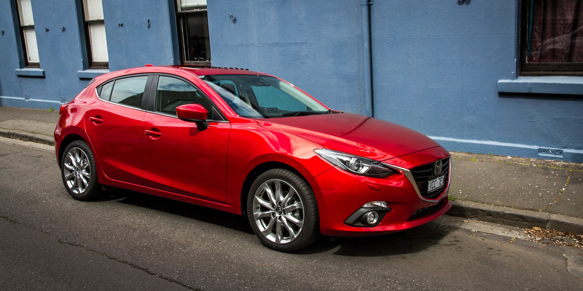2015 mazda 3 sp25 astina review photos caradvice. Black Bedroom Furniture Sets. Home Design Ideas