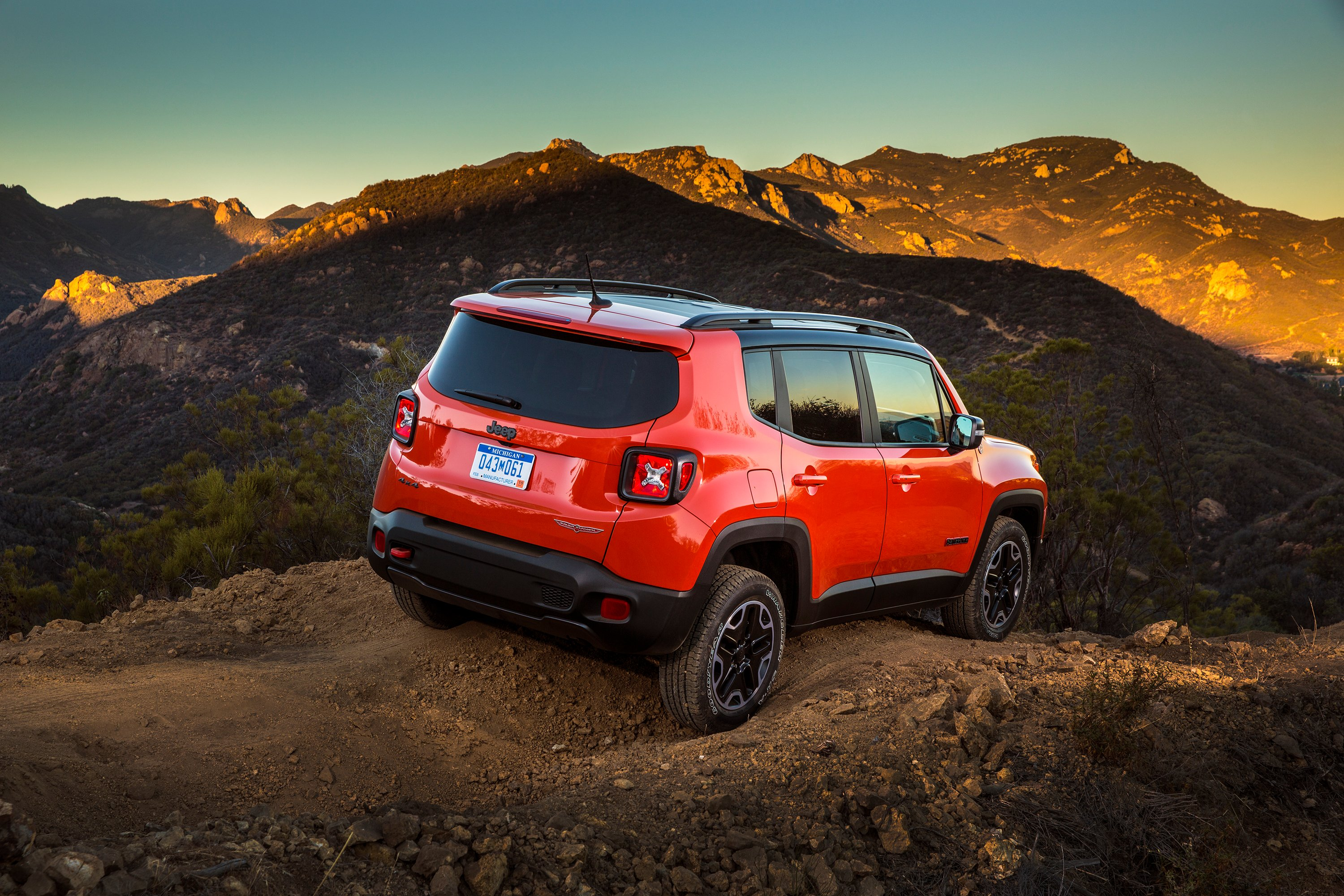 2015 jeep renegade review photos caradvice. Black Bedroom Furniture Sets. Home Design Ideas
