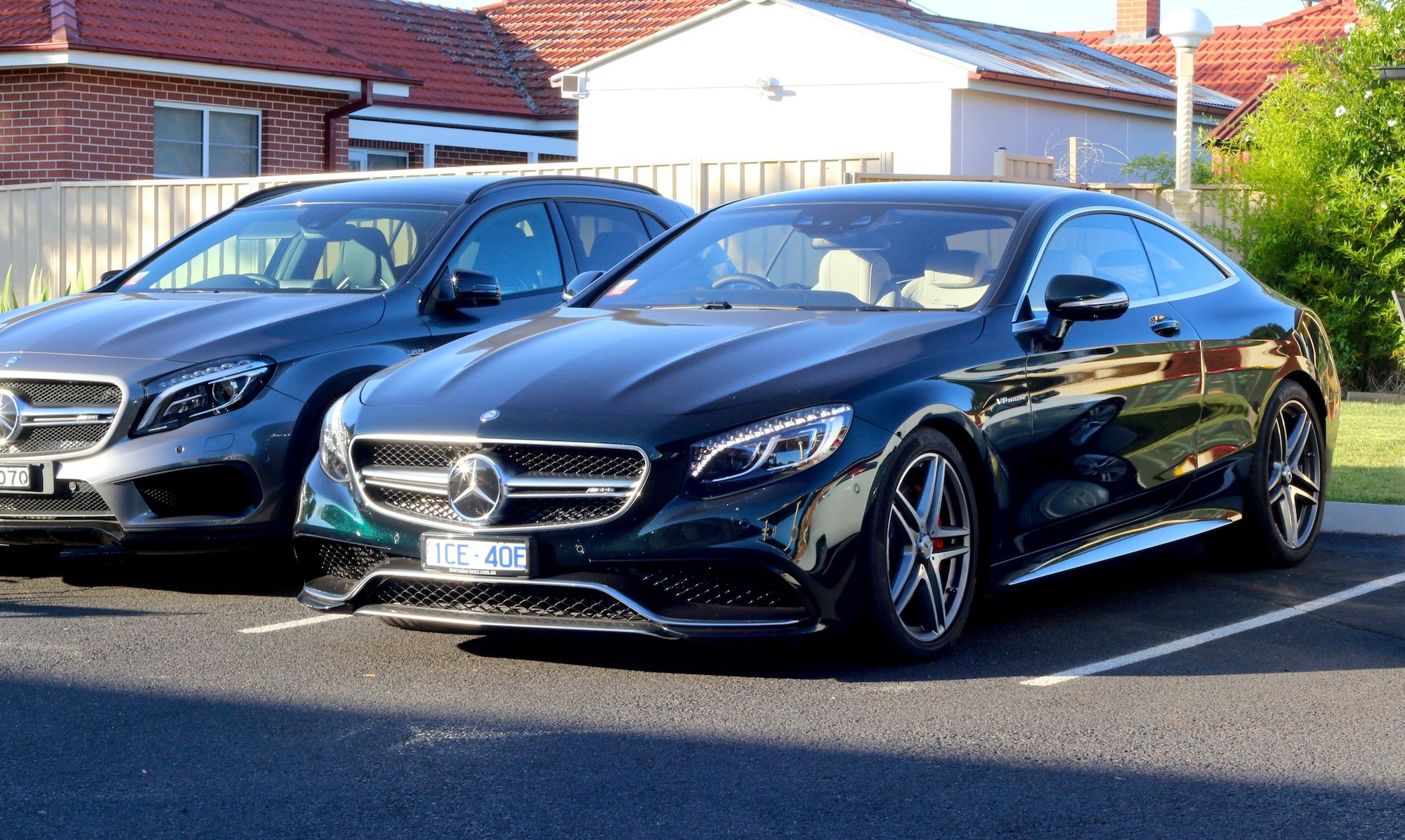 Mercedes Benz S400 Joins S Class Coupe Range But Not For