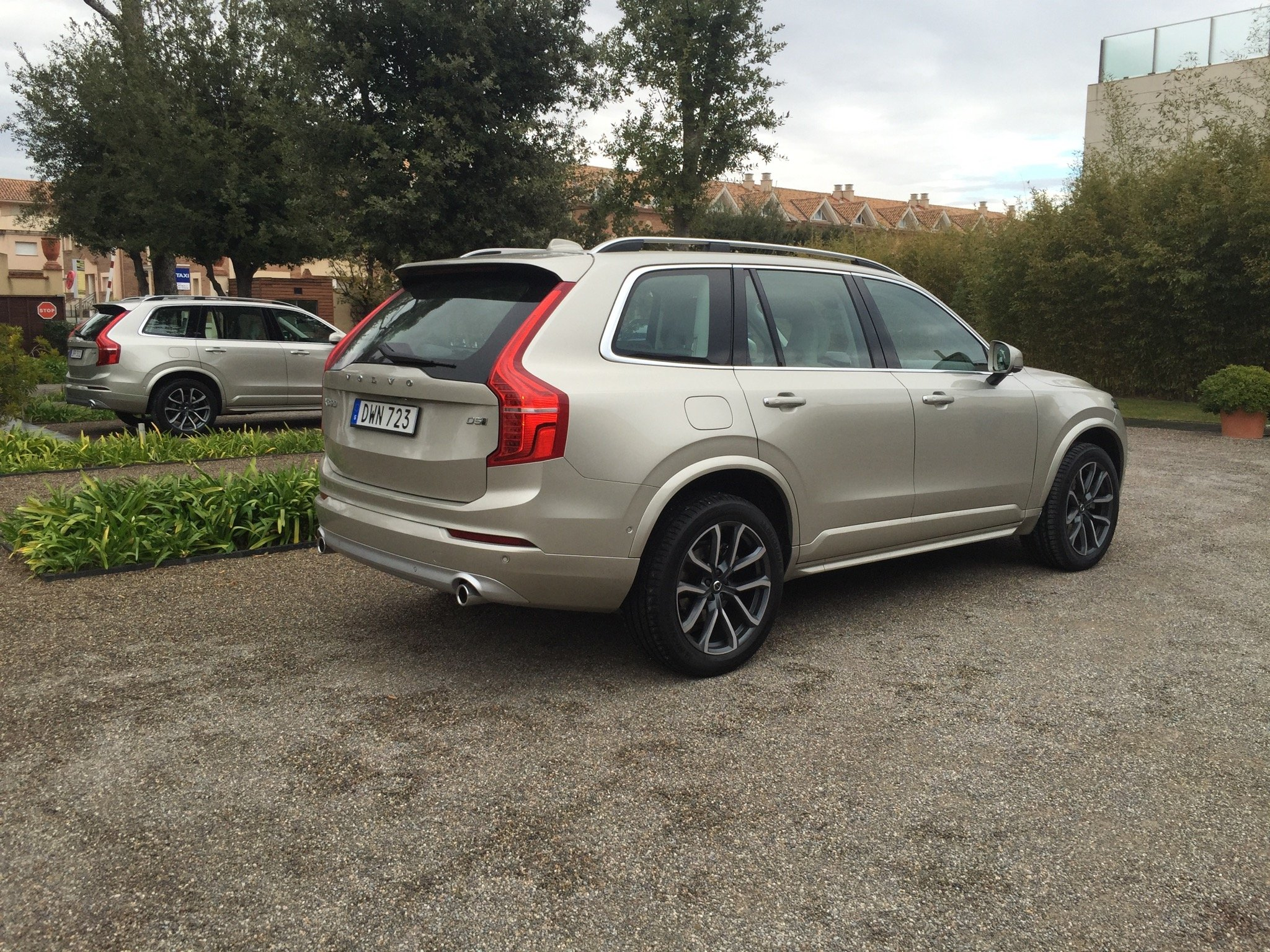 2015 volvo xc90 review caradvice