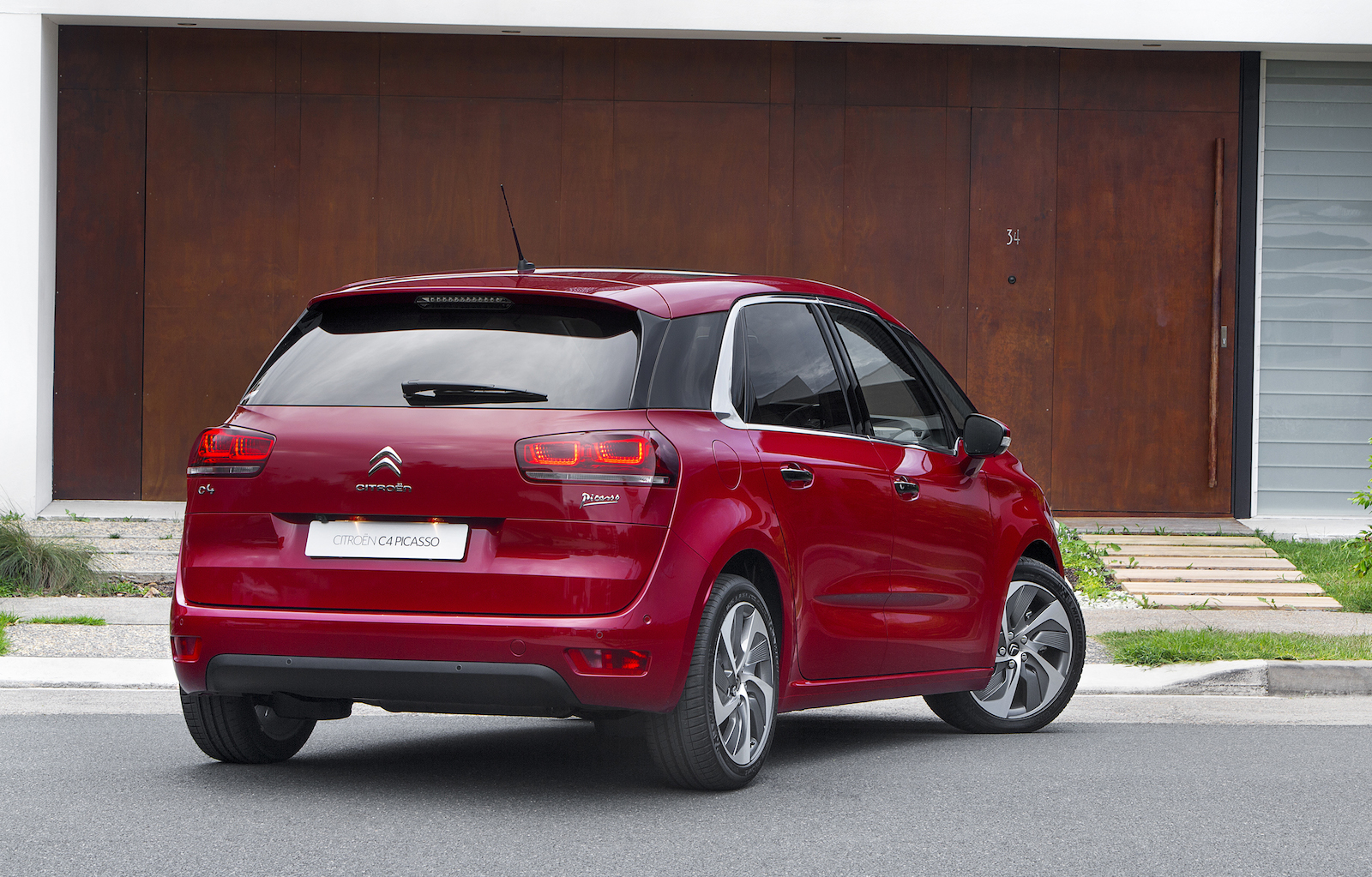 2015 citroen c4 picasso review photos caradvice. Black Bedroom Furniture Sets. Home Design Ideas