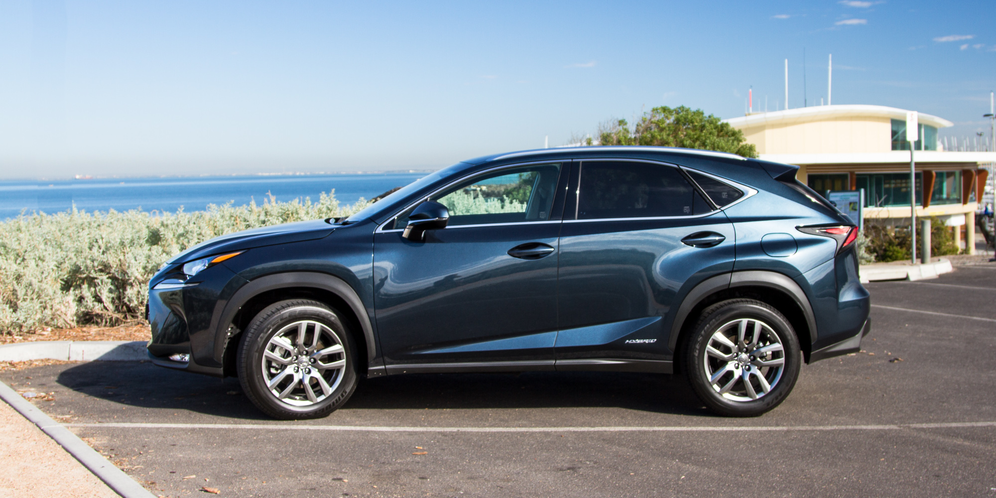 Lexus Hybrid Suv >> 2015 Lexus NX300h Luxury 2WD Review - photos | CarAdvice