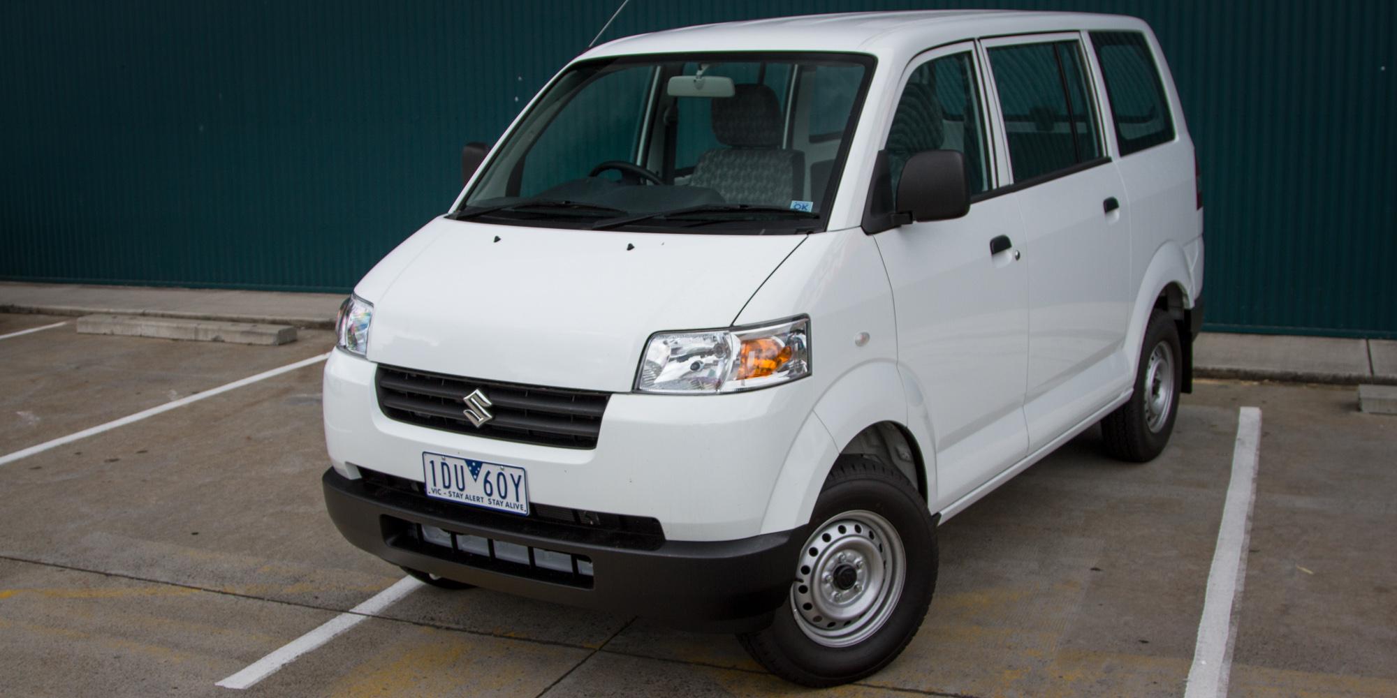 2015 Suzuki APV Review - photos | CarAdvice