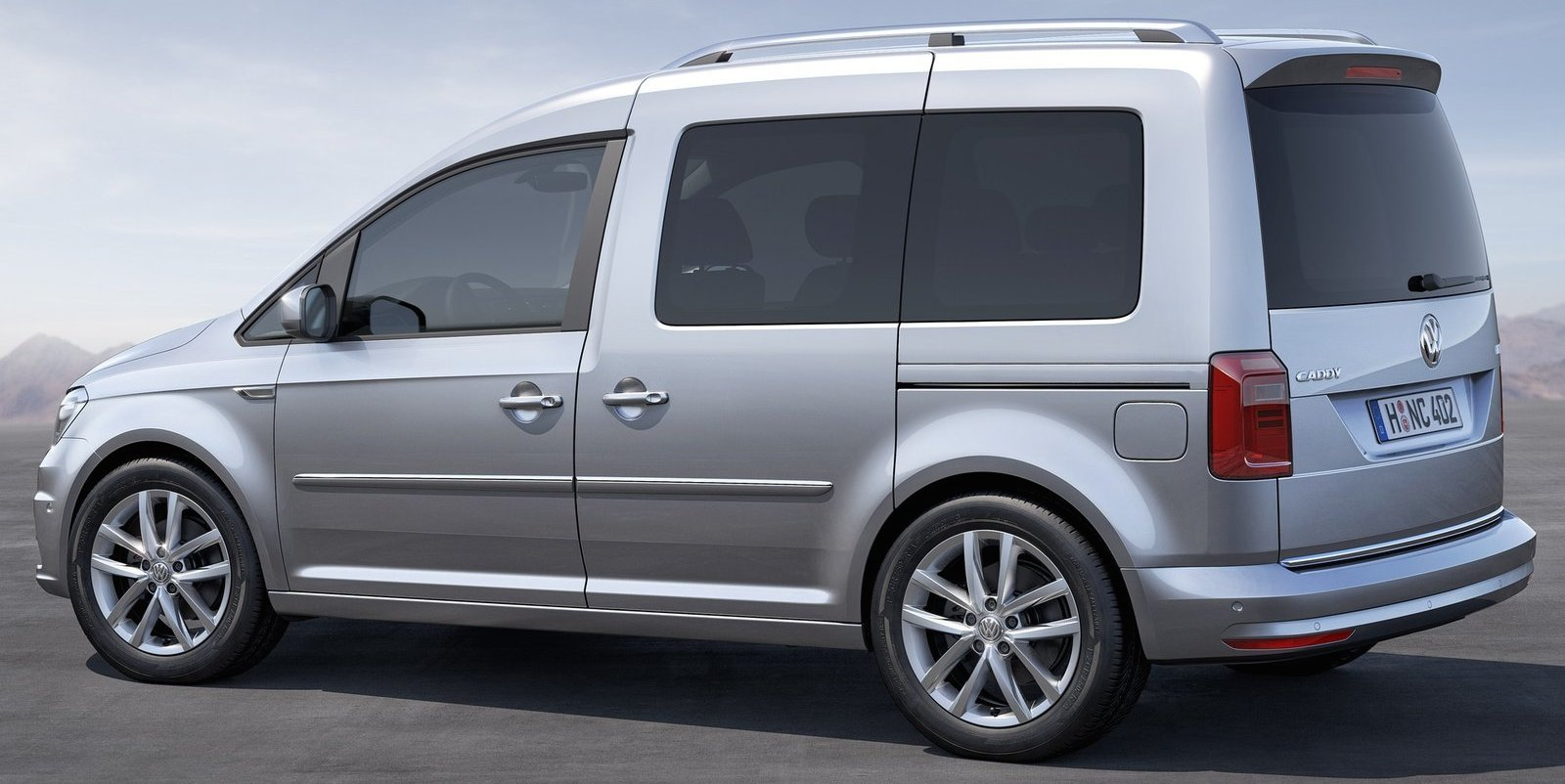 2016 Volkswagen Caddy Revealed Photos Caradvice