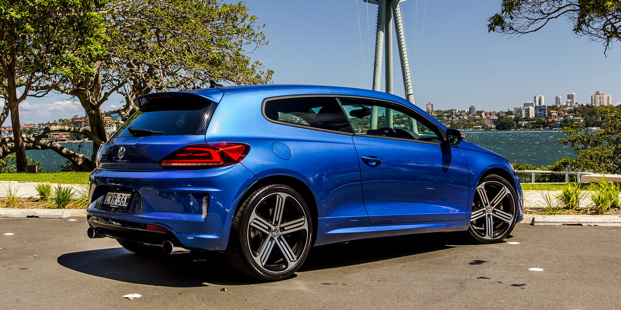 2015 Volkswagen Scirocco R Review Photos Caradvice