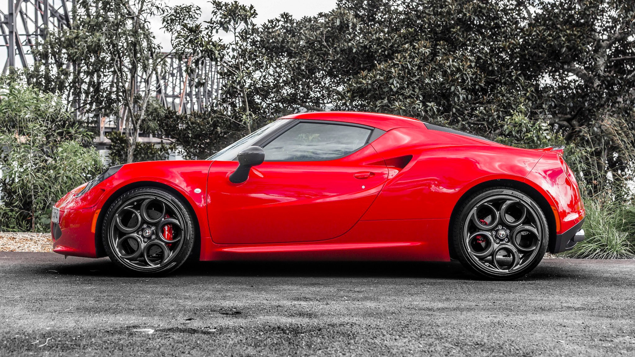 2015 Alfa Romeo 4c Review Photos Caradvice