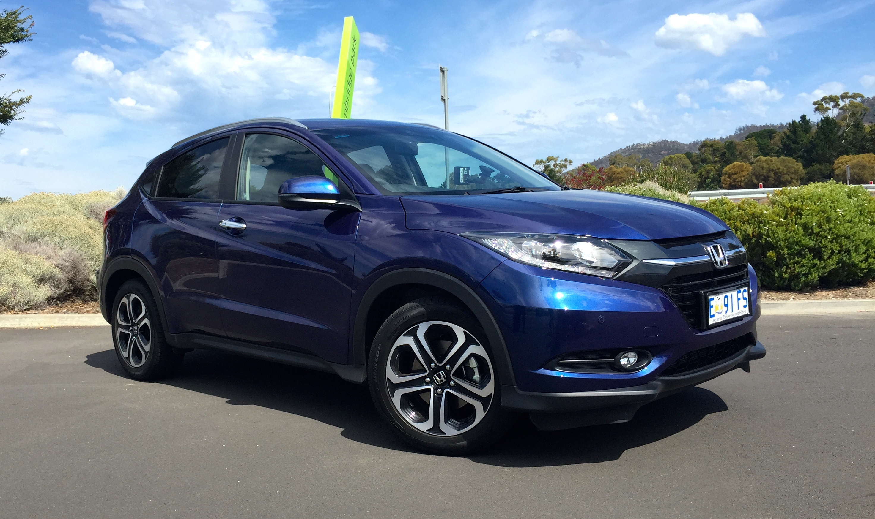 2015 Honda HR-V Review