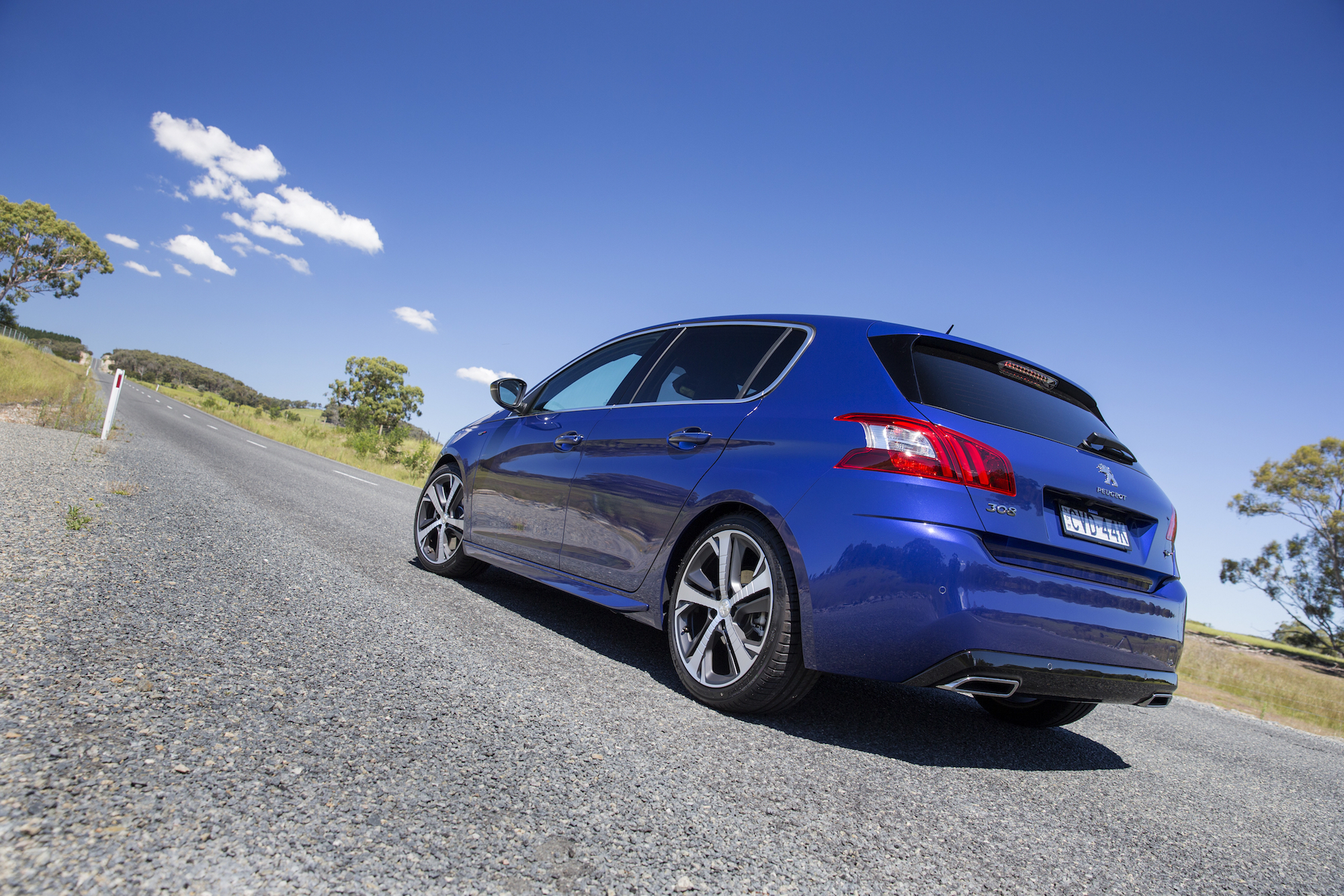 Cars For 10000 >> 2015 Peugeot 308 GT Review - photos | CarAdvice
