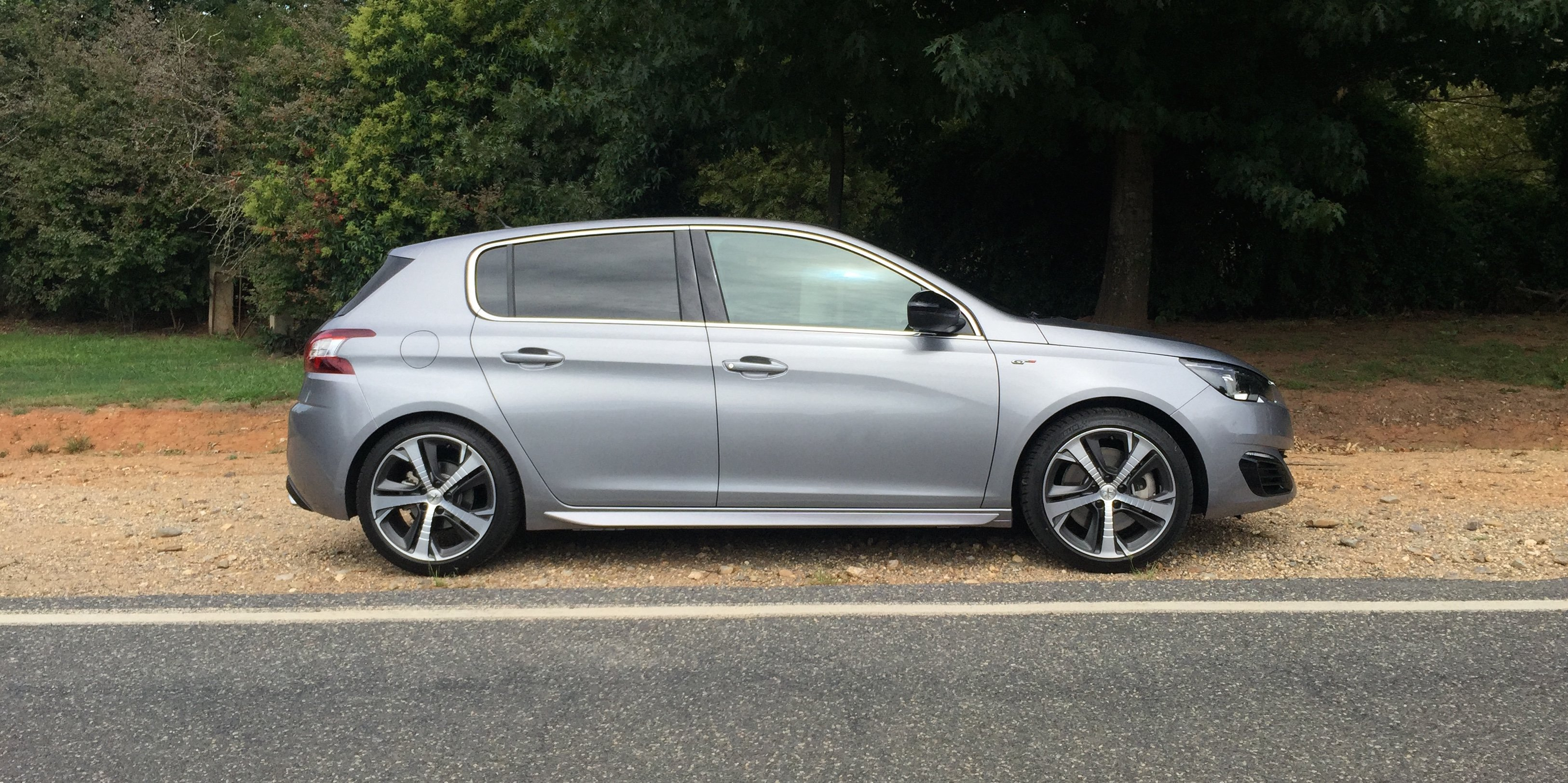 Mazda 3 2018 Review >> 2015 Peugeot 308 GT Review - photos | CarAdvice