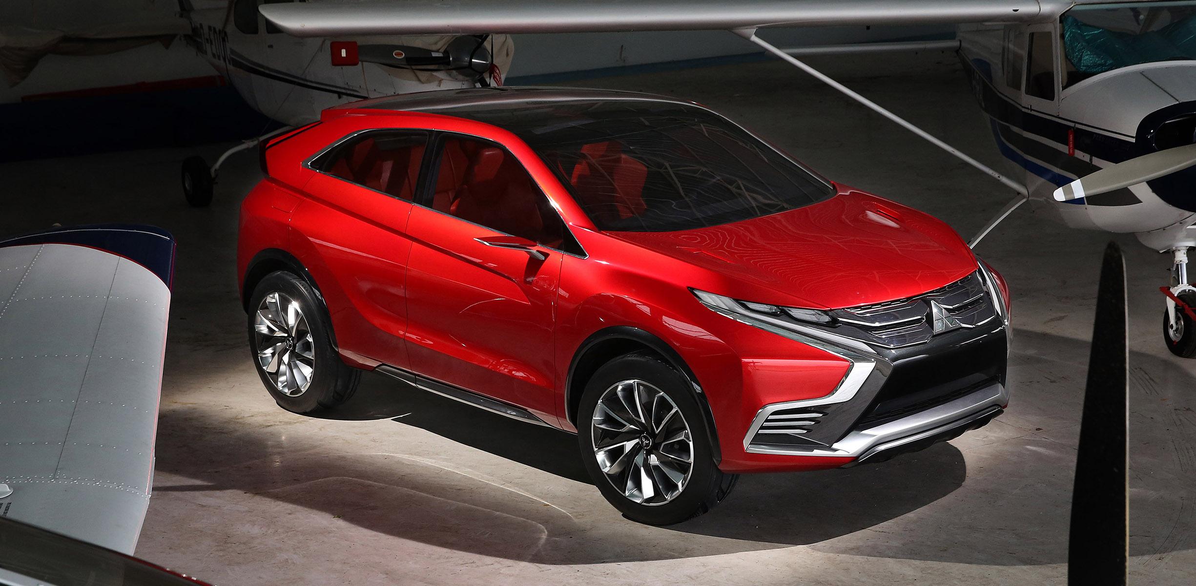 Mitsubishi confirms brand-new premium SUV model line for ...