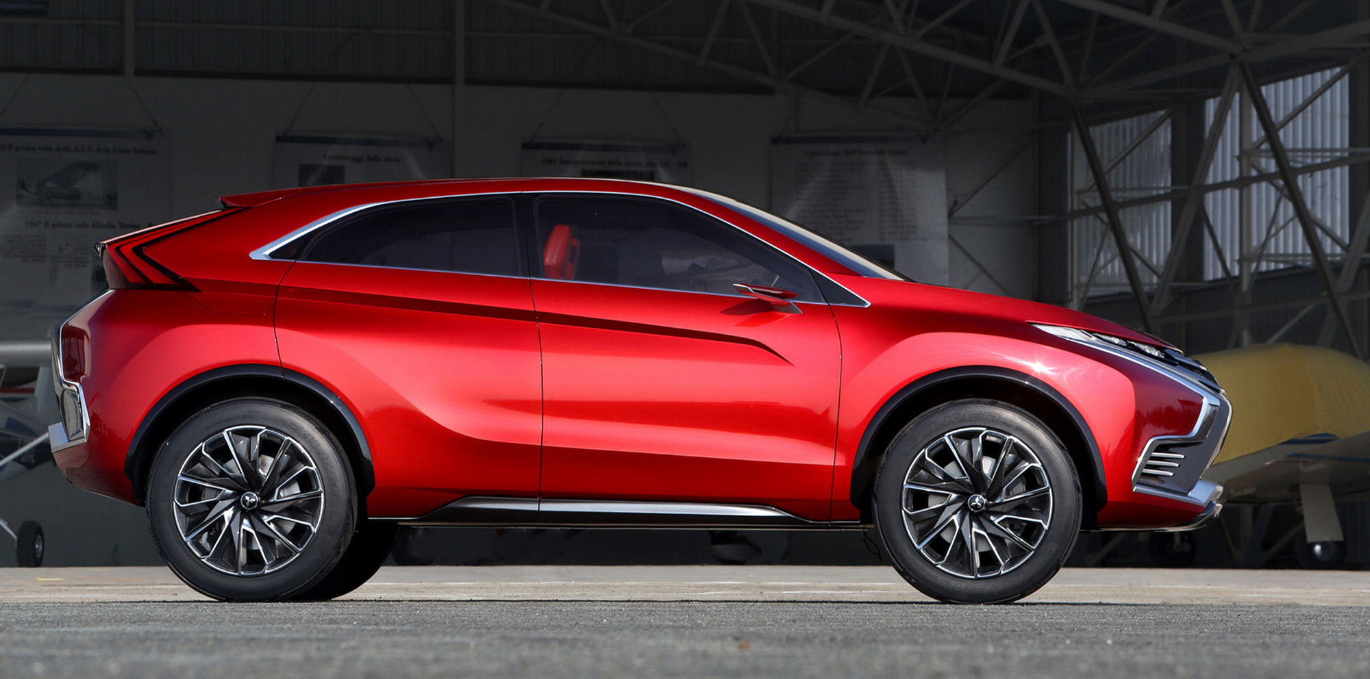 Mitsubishi XR-PHEV II Concept provides clues about next ...