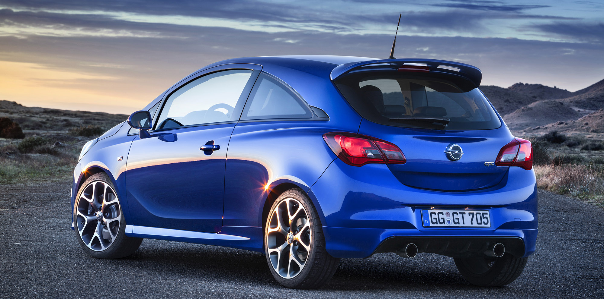 opel corsa opc revealed with 152kw turbo photos caradvice. Black Bedroom Furniture Sets. Home Design Ideas