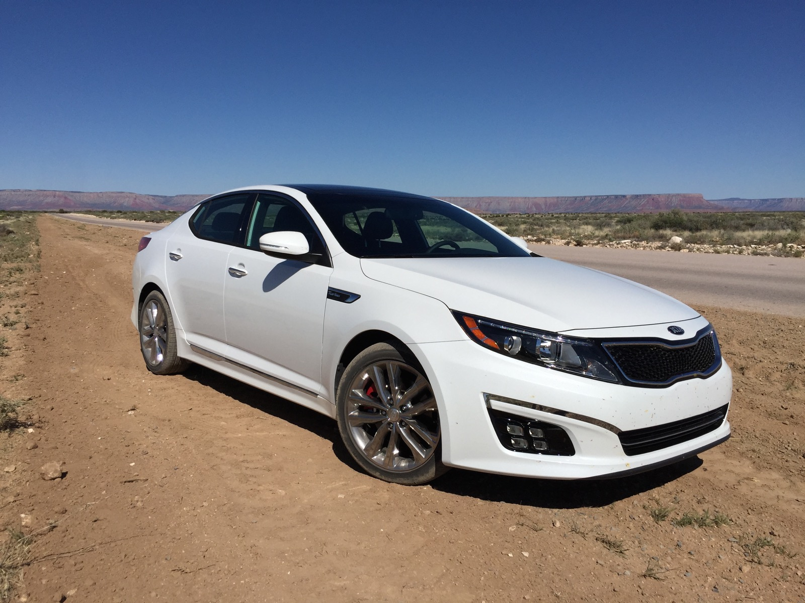 Subaru Models 2015 >> 2015 Kia Optima Turbo Review - photos | CarAdvice