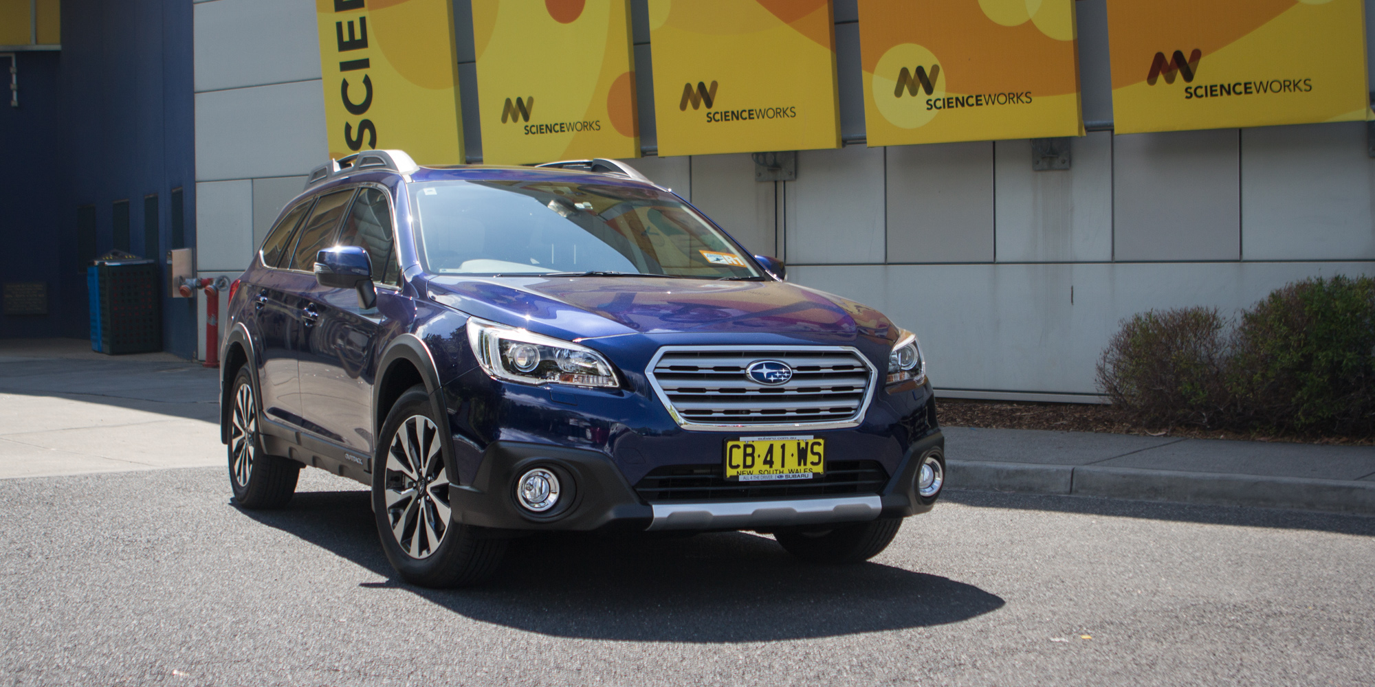 ford territory ts diesel  subaru outback  premium comparison review