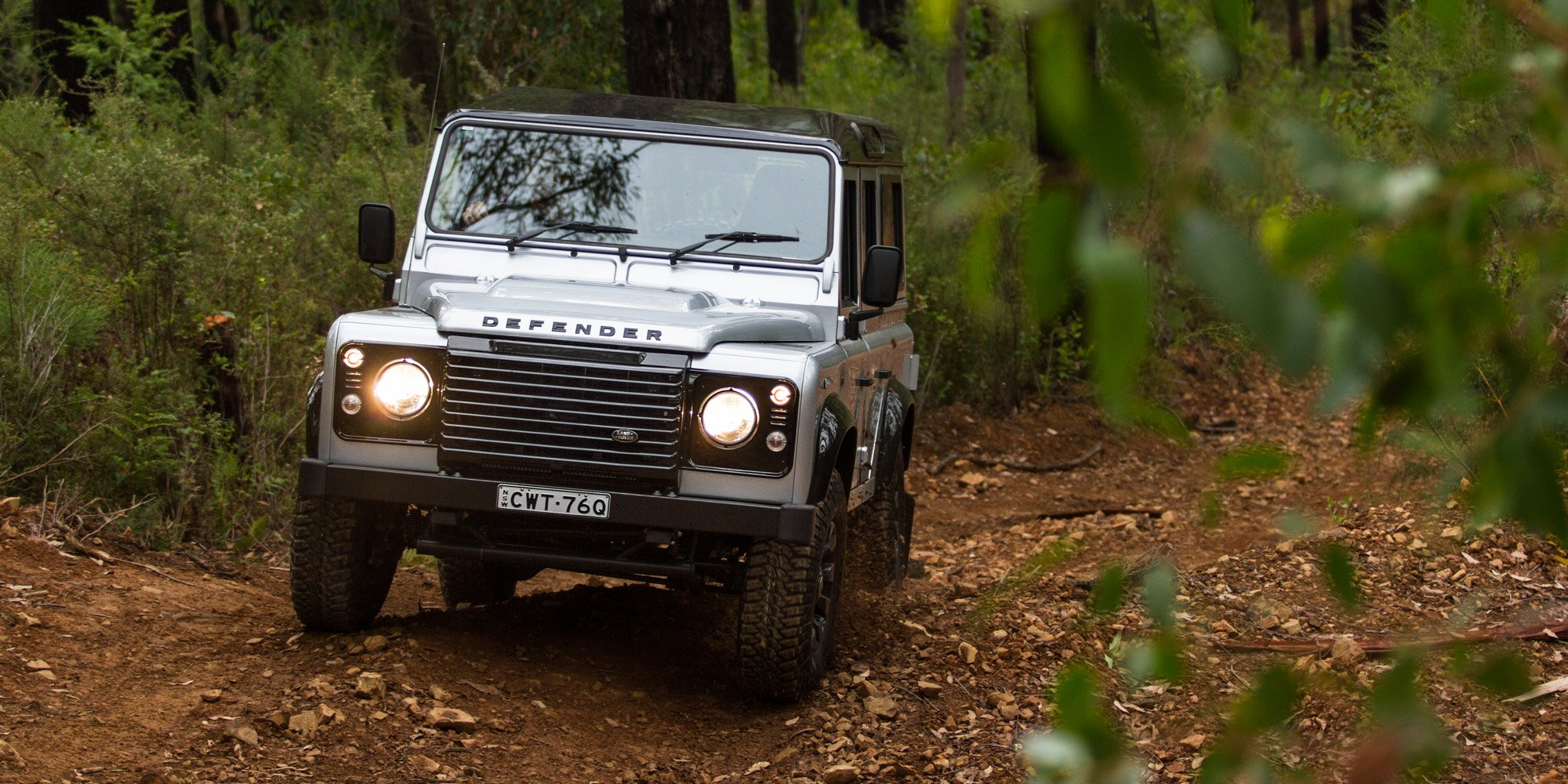Defender 110 2018 >> 2015 Land Rover Defender 110 Review - photos | CarAdvice