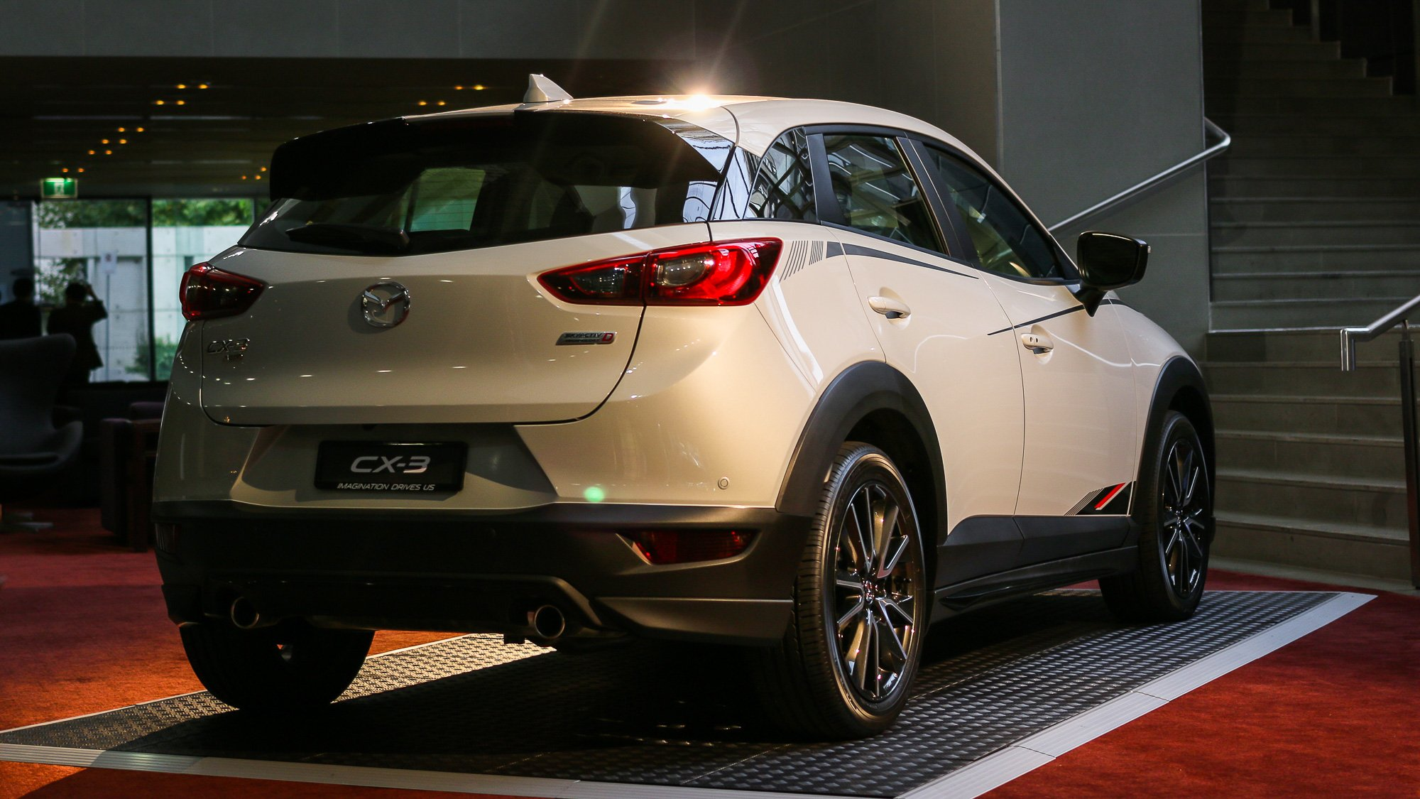 Mazda Cx 3 >> 2015 Mazda CX-3 Review | CarAdvice