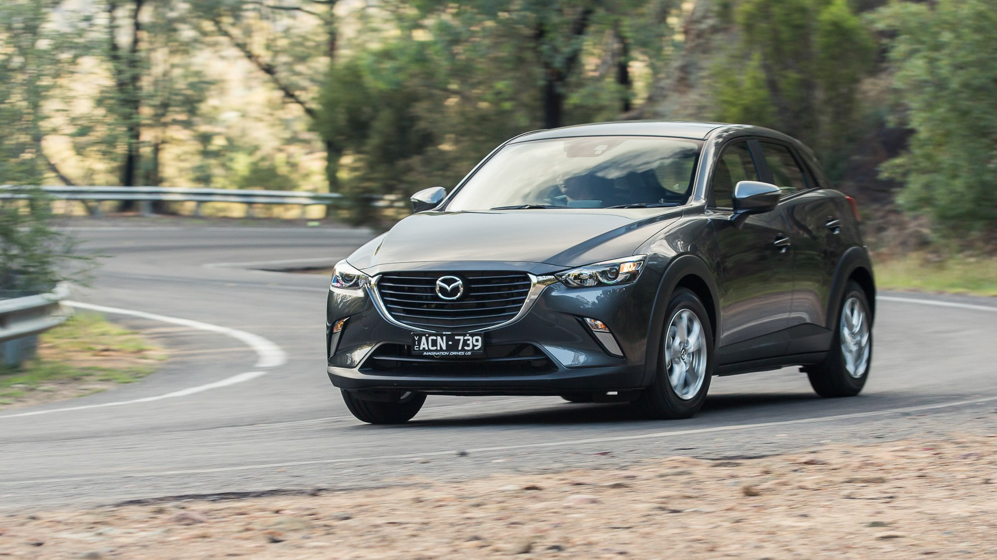 2015 Toyota Suv >> 2015 Mazda CX-3 Review | CarAdvice