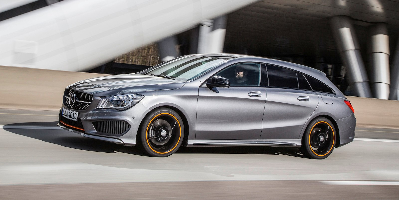 2015 mercedes benz cla shooting brake review caradvice for Mercedes benz in md