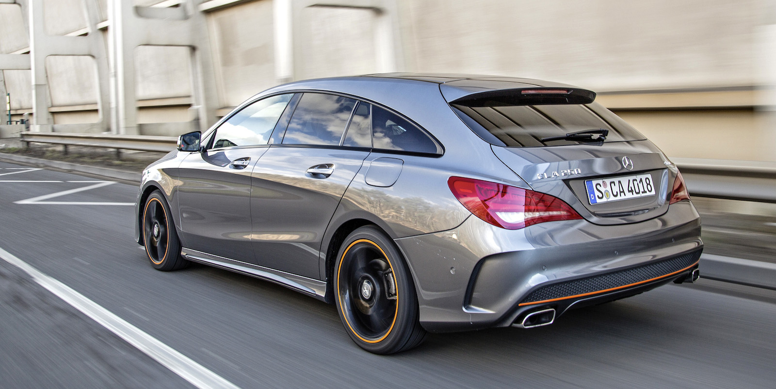 2015 mercedes benz cla shooting brake review caradvice for Mercedes benz in louisiana