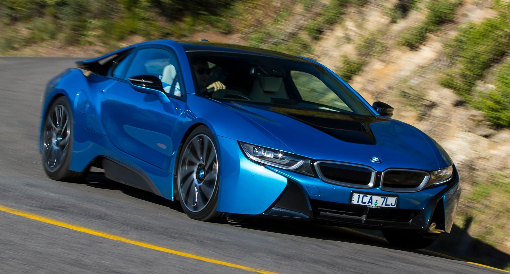 Bmw Toyota Partnership To Deliver Halo Supercars By 2020