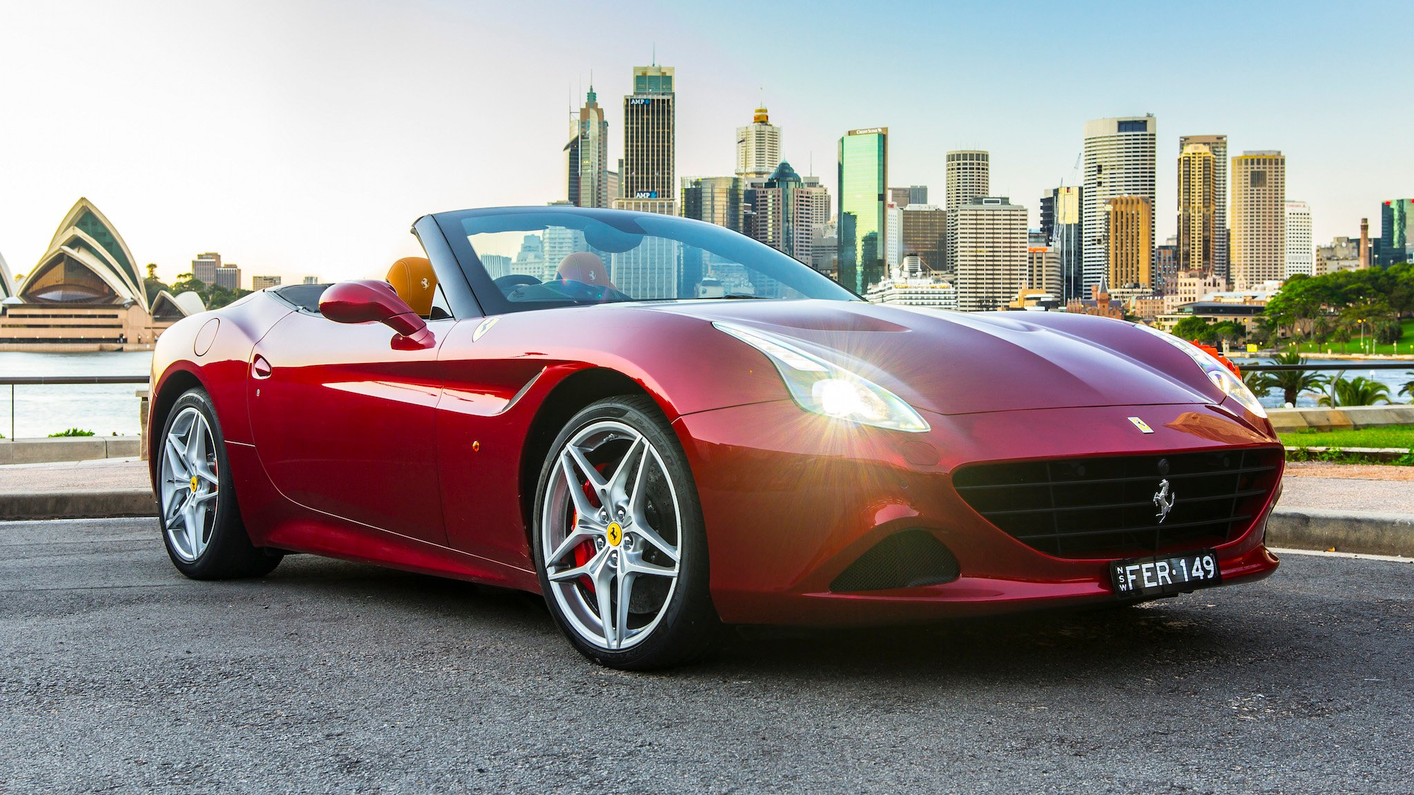 2015 ferrari california t review caradvice. Black Bedroom Furniture Sets. Home Design Ideas