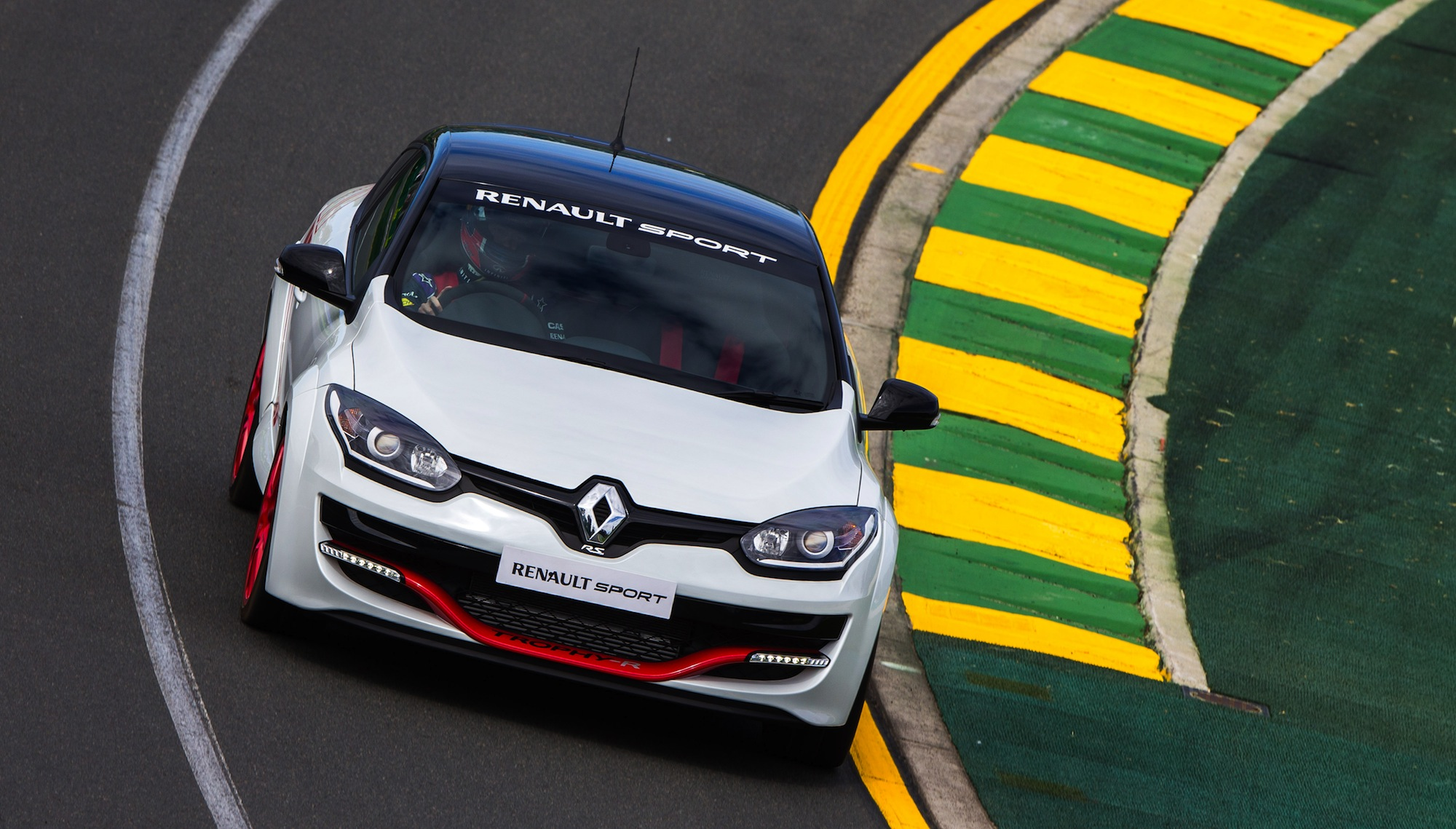 renault megane rs275 trophy r laps albert park f1 circuit in 2min23sec photos caradvice. Black Bedroom Furniture Sets. Home Design Ideas