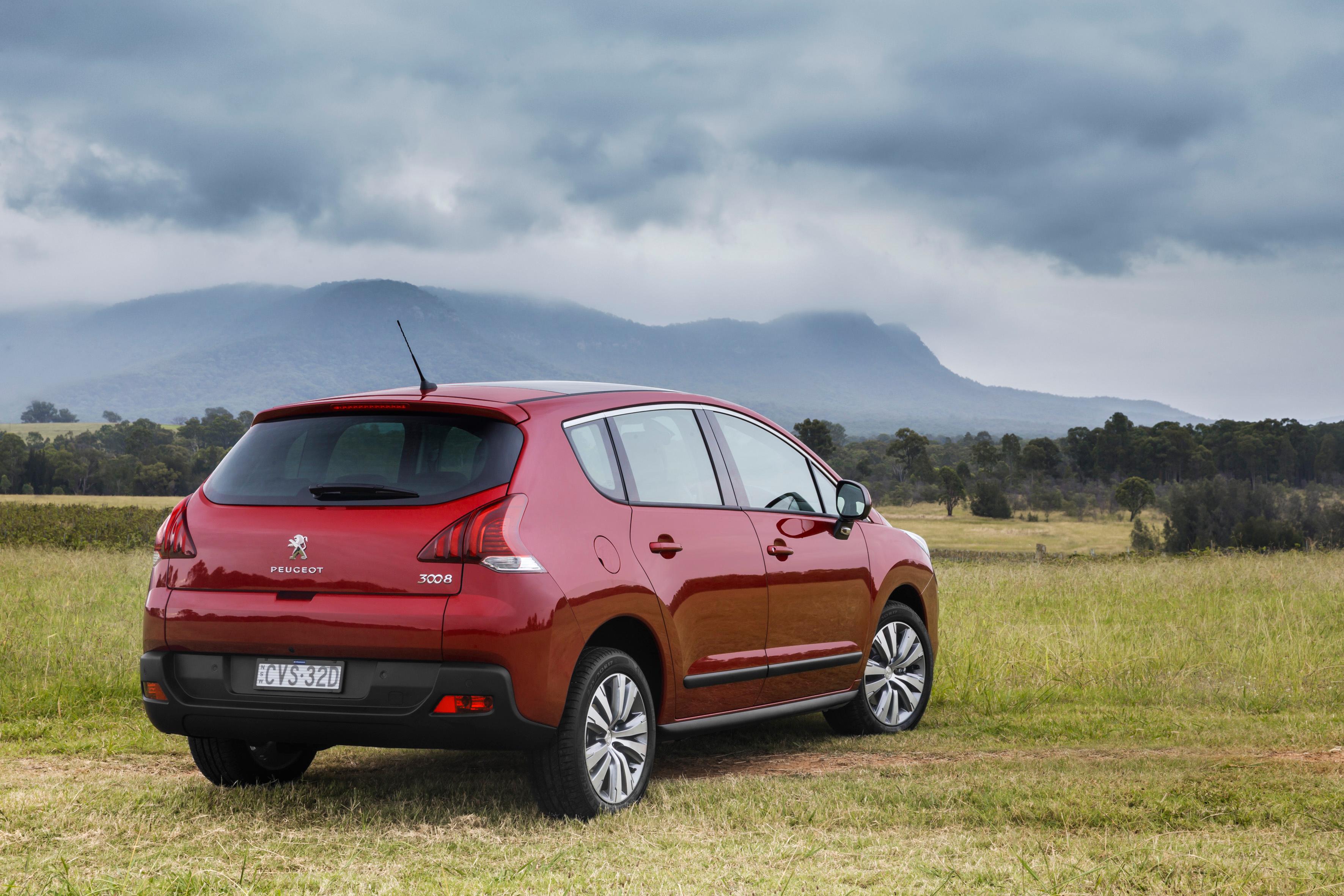 2015 Peugeot 3008 Review